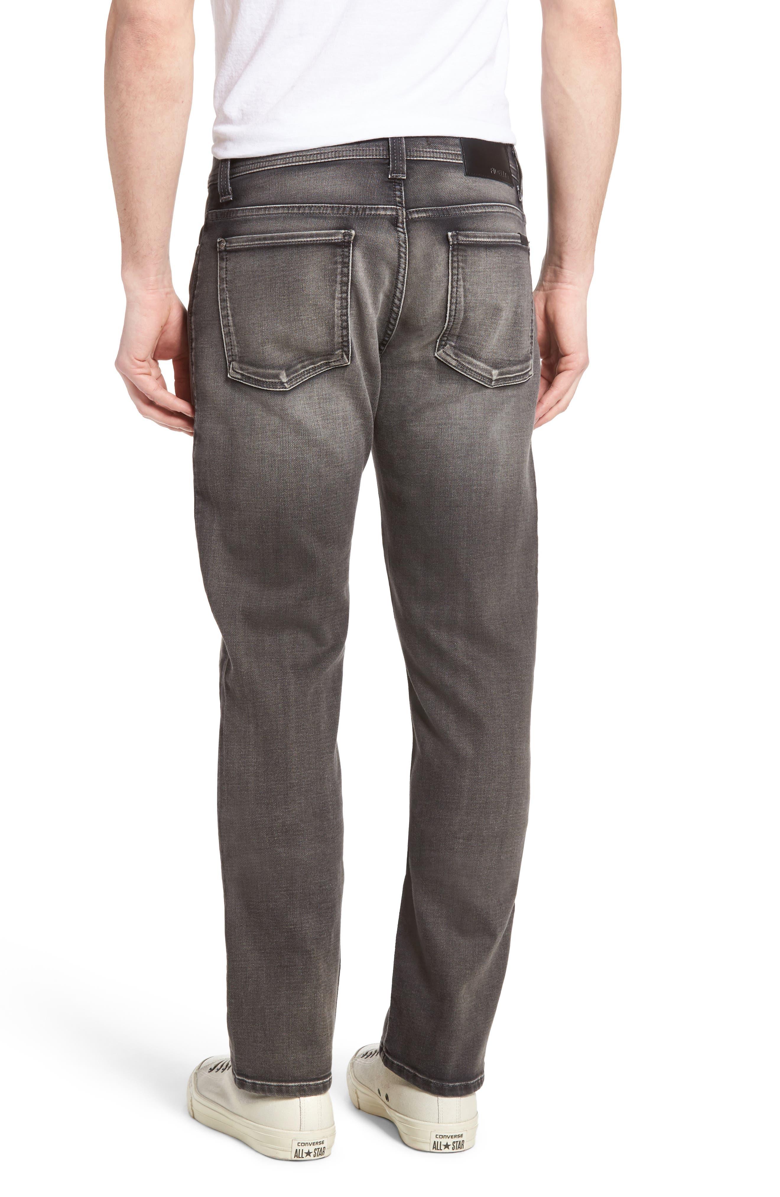 Fidelity Jimmy Slim Fit Jeans,                             Alternate thumbnail 2, color,                             001