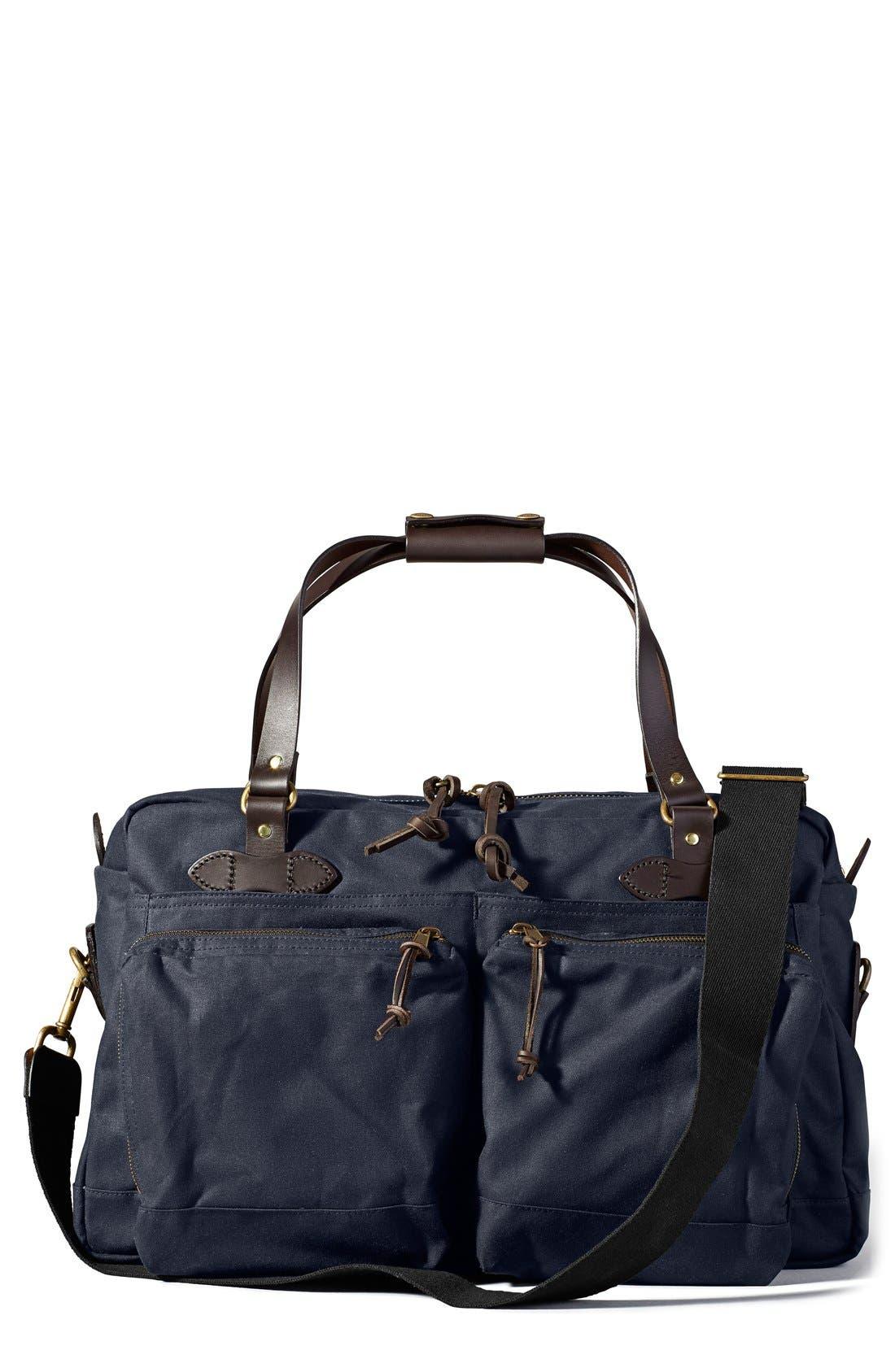 '48-Hour' Duffel Bag, Main, color, NAVY