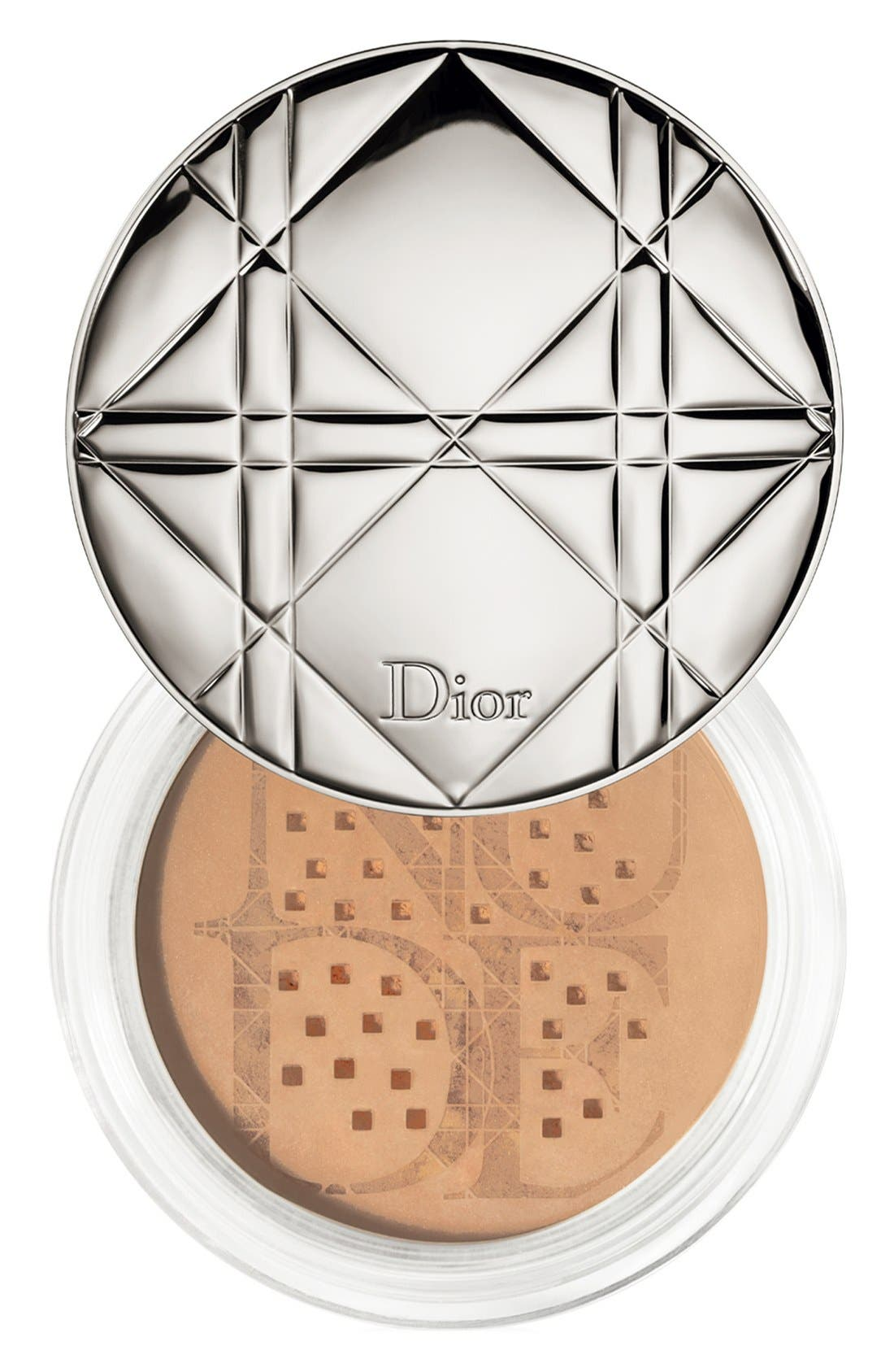 Diorskin Nude Air Healthy Glow Invisible Loose Powder,                         Main,                         color, 040 HONEY BEIGE