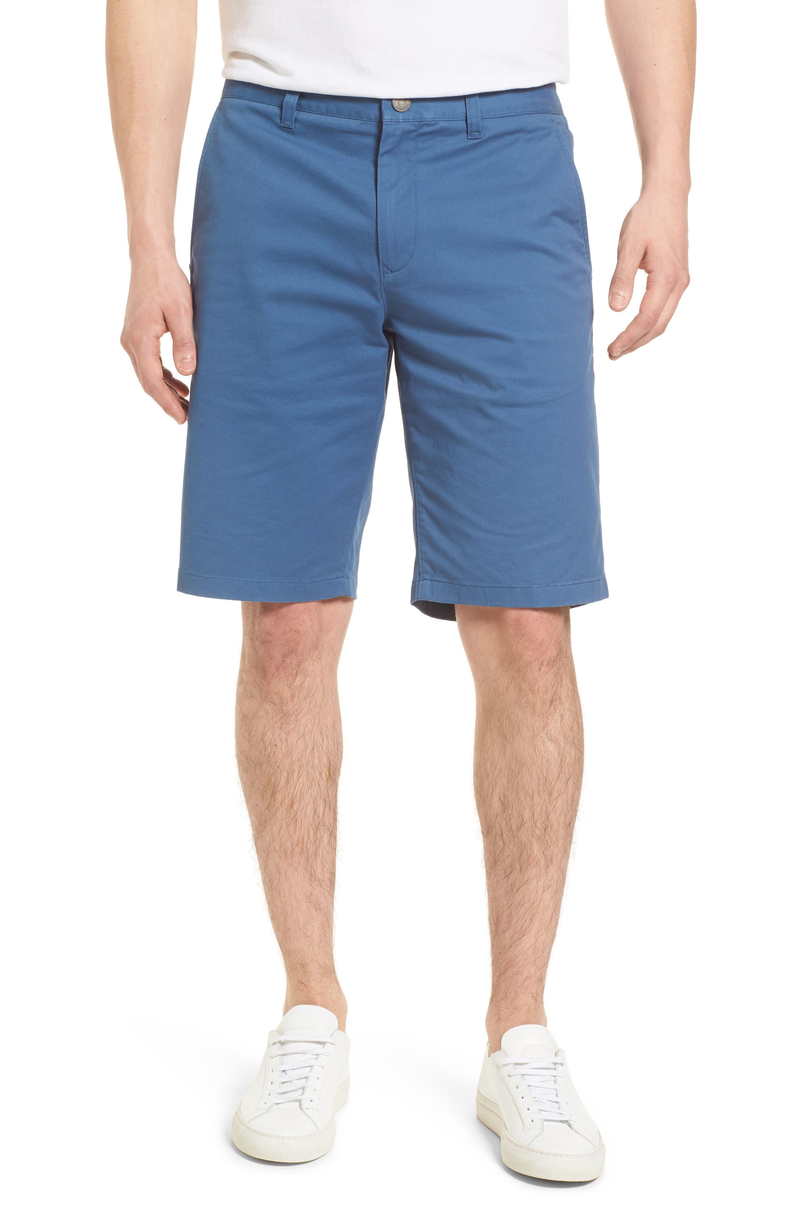 Stretch Washed Chino 11-Inch Shorts,                             Main thumbnail 5, color,