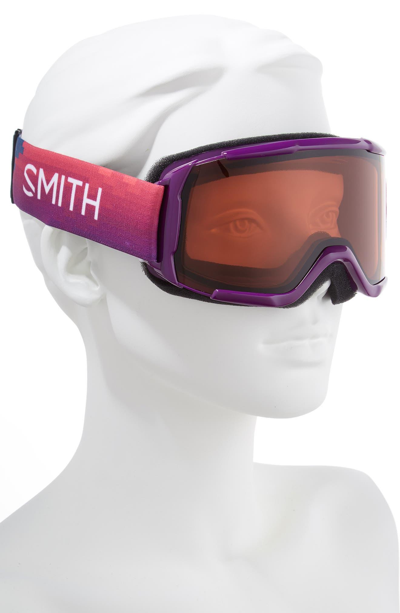 Daredevil 170mm Snow Goggles,                             Alternate thumbnail 2, color,                             MONARCH RESET