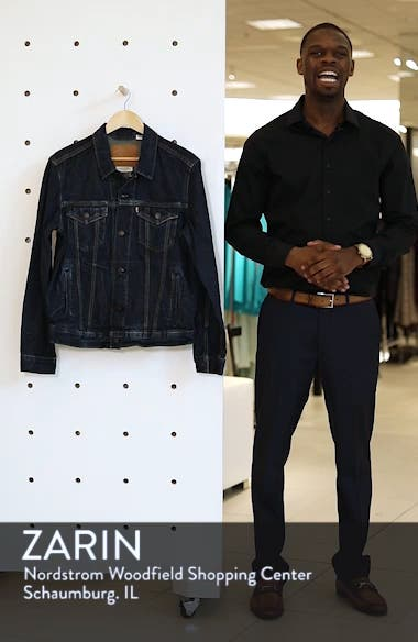 Trucker Denim Jacket, sales video thumbnail
