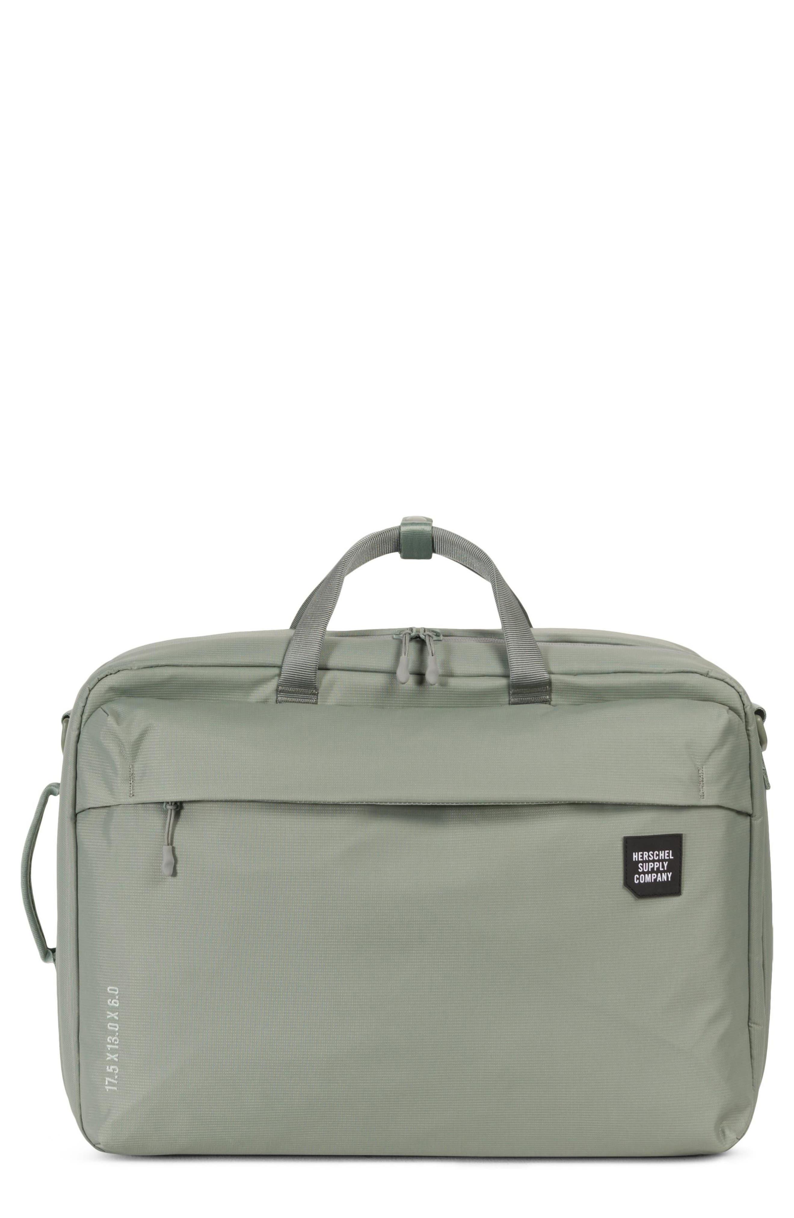Britannia XL Convertible Messenger Bag,                             Main thumbnail 2, color,