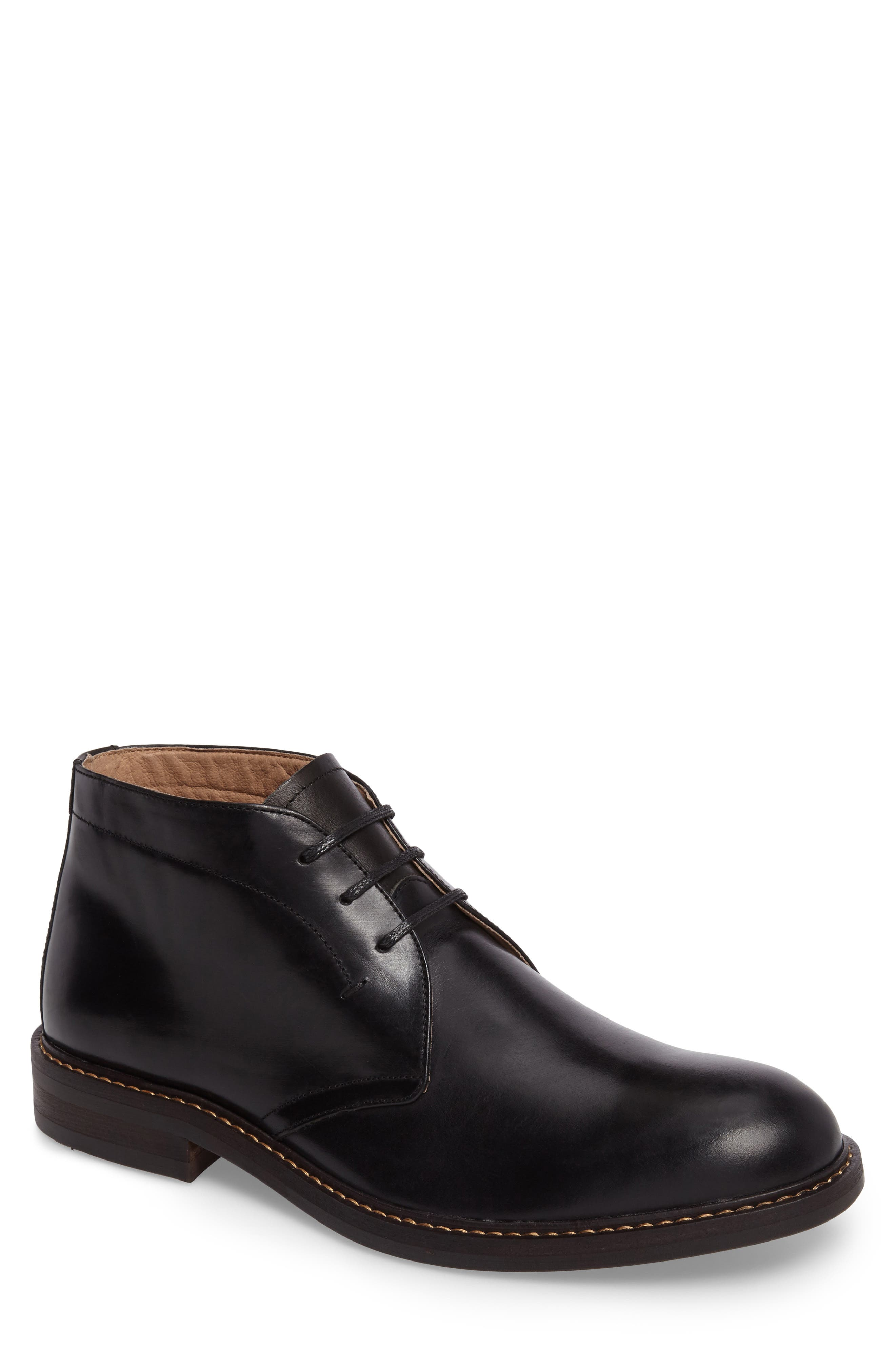 Barrett Chukka Boot,                             Main thumbnail 1, color,                             001