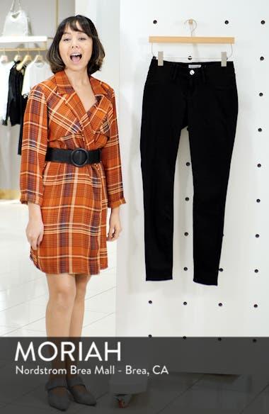 Good Mama The Honeymoon Low Rise Maternity Skinny Jeans, sales video thumbnail