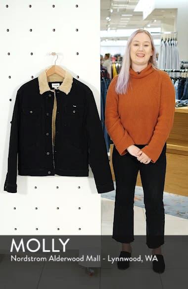 Heritage Fleece Lined Denim Jacket, sales video thumbnail