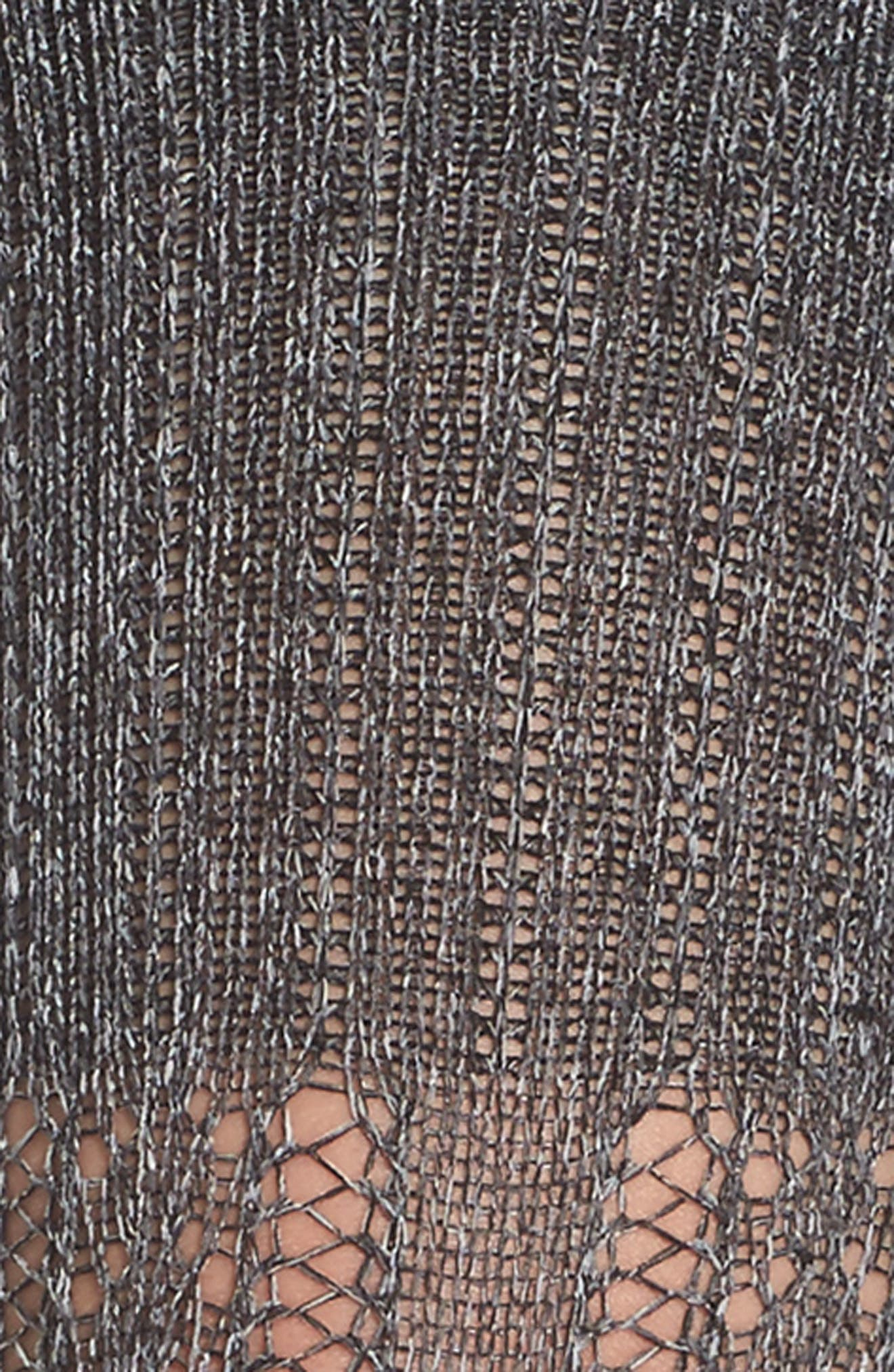 Alicia Over the Knee Socks,                             Alternate thumbnail 4, color,