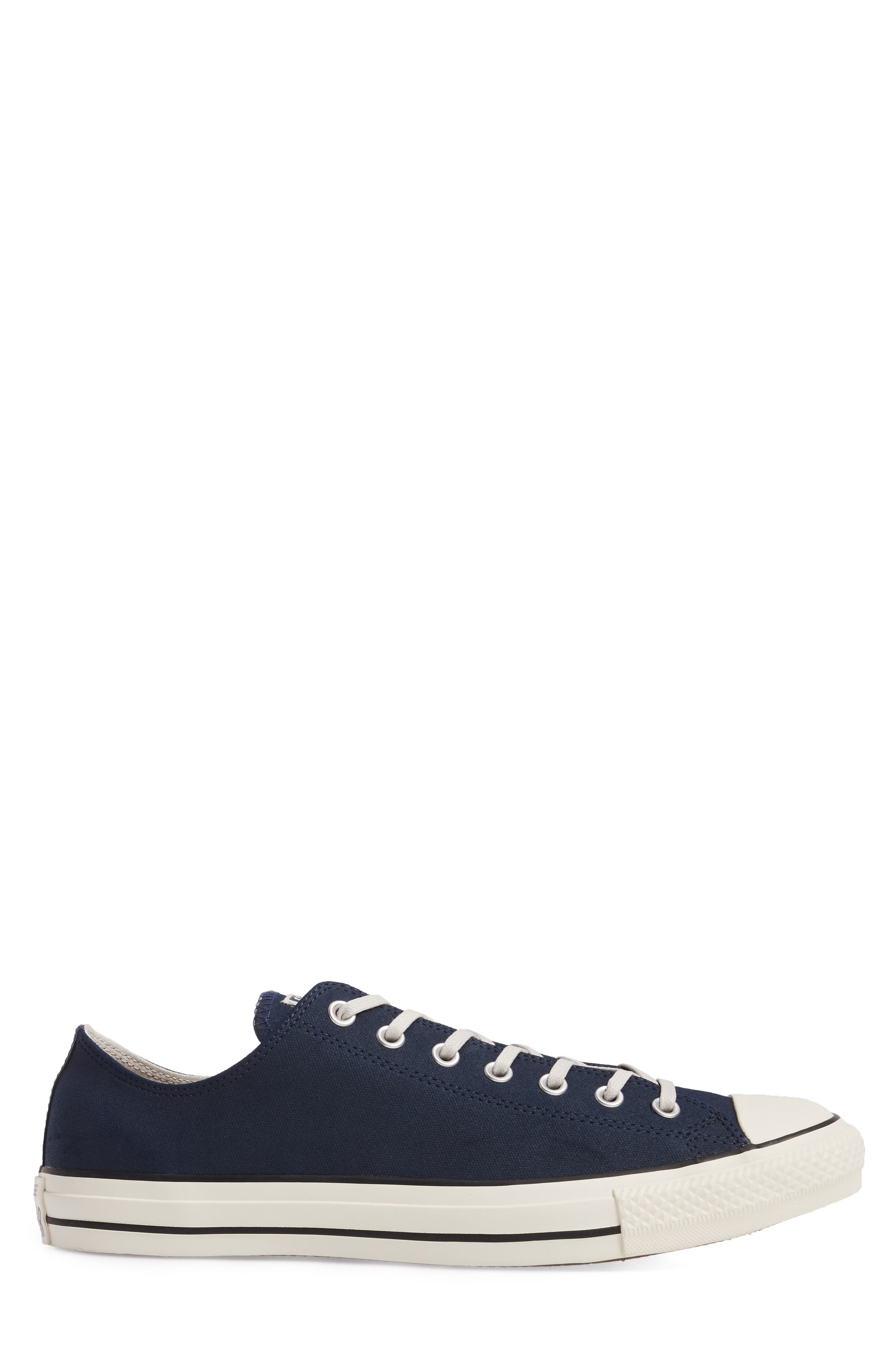 Chuck Taylor<sup>®</sup> All Star<sup>®</sup> Low Top Sneaker,                             Alternate thumbnail 3, color,                             471