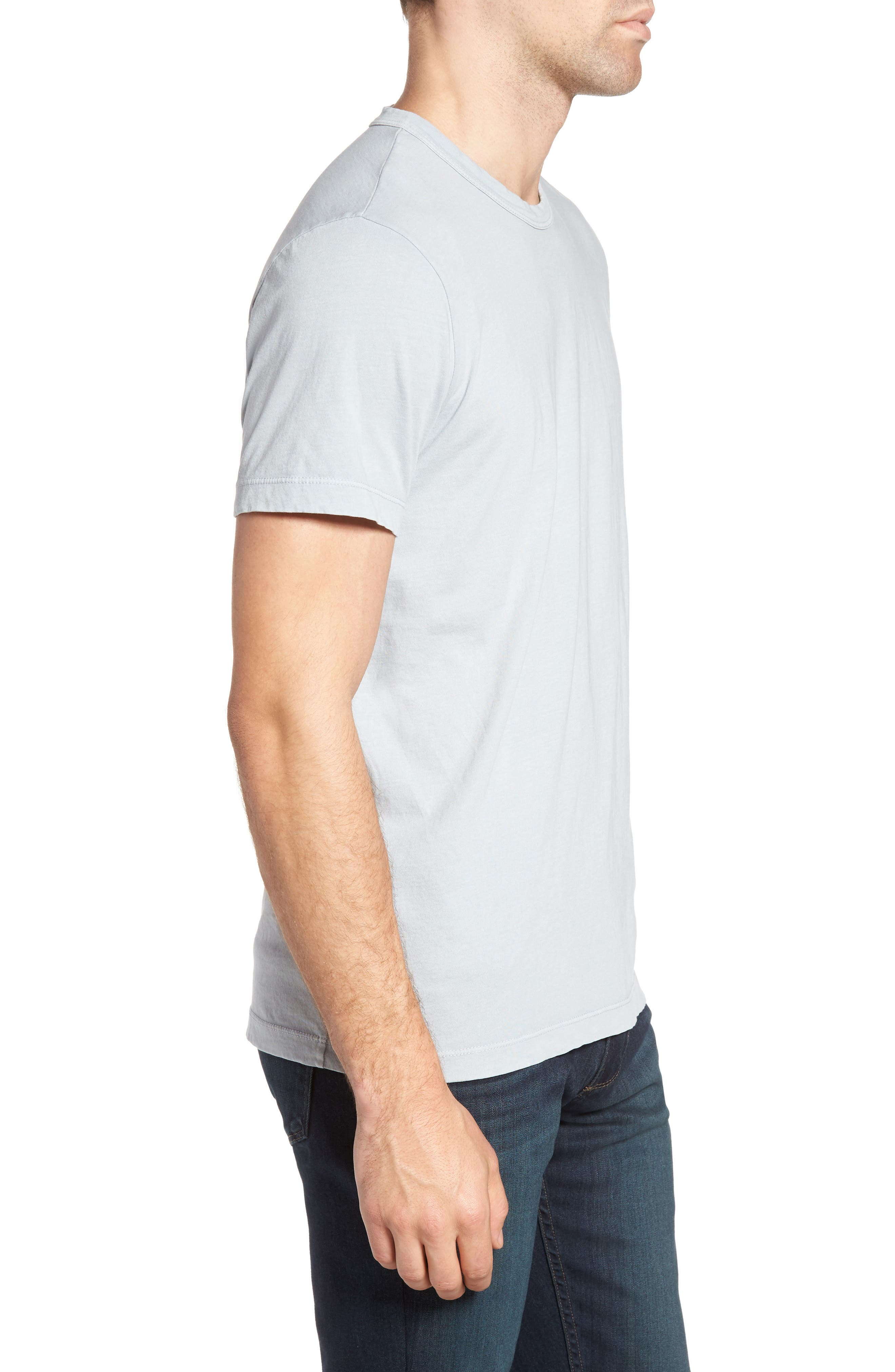 Crewneck Jersey T-Shirt,                             Alternate thumbnail 364, color,