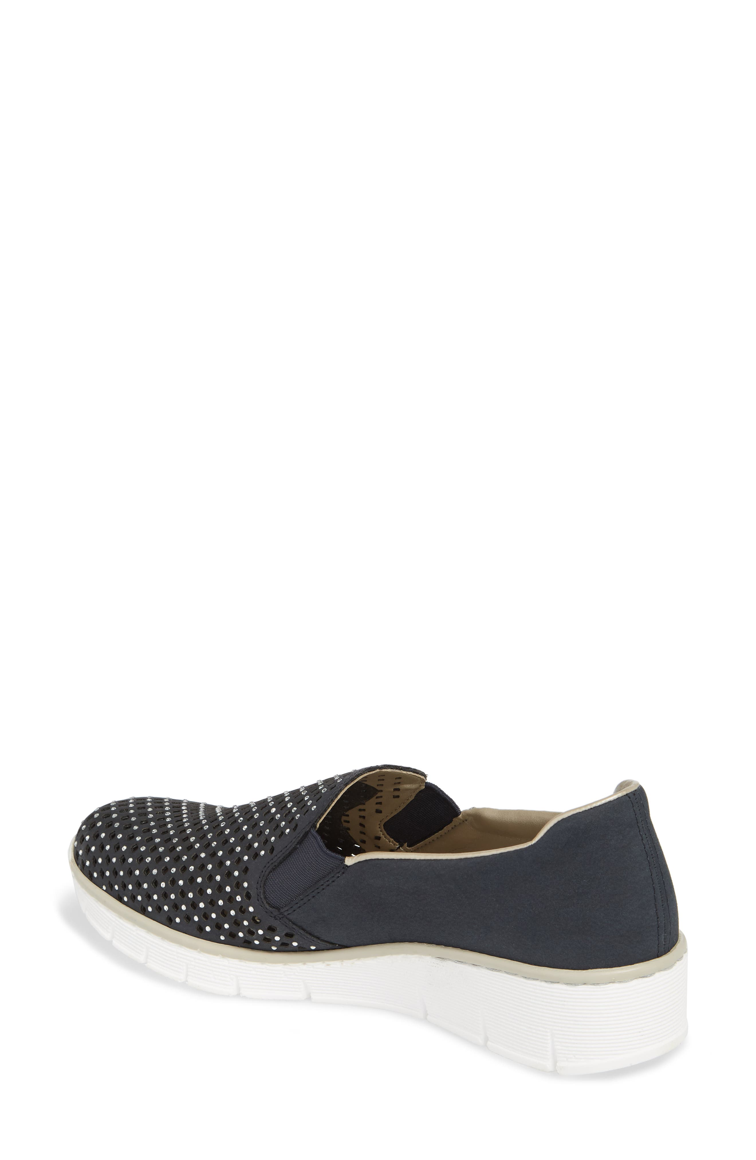 Doris A6 Wedge Sneaker,                             Alternate thumbnail 2, color,                             401