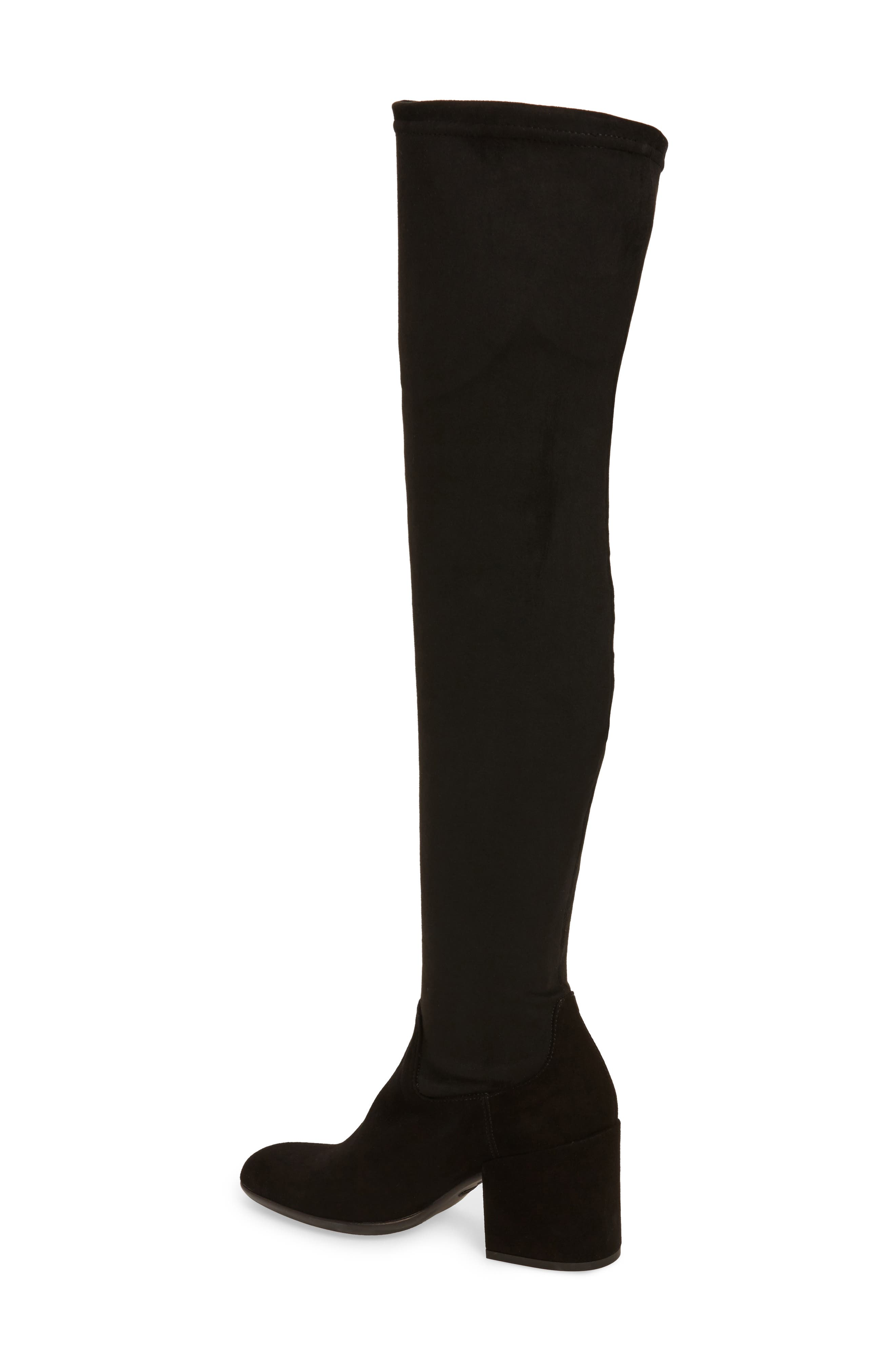 Verve Over the Knee Boot,                             Alternate thumbnail 2, color,                             001