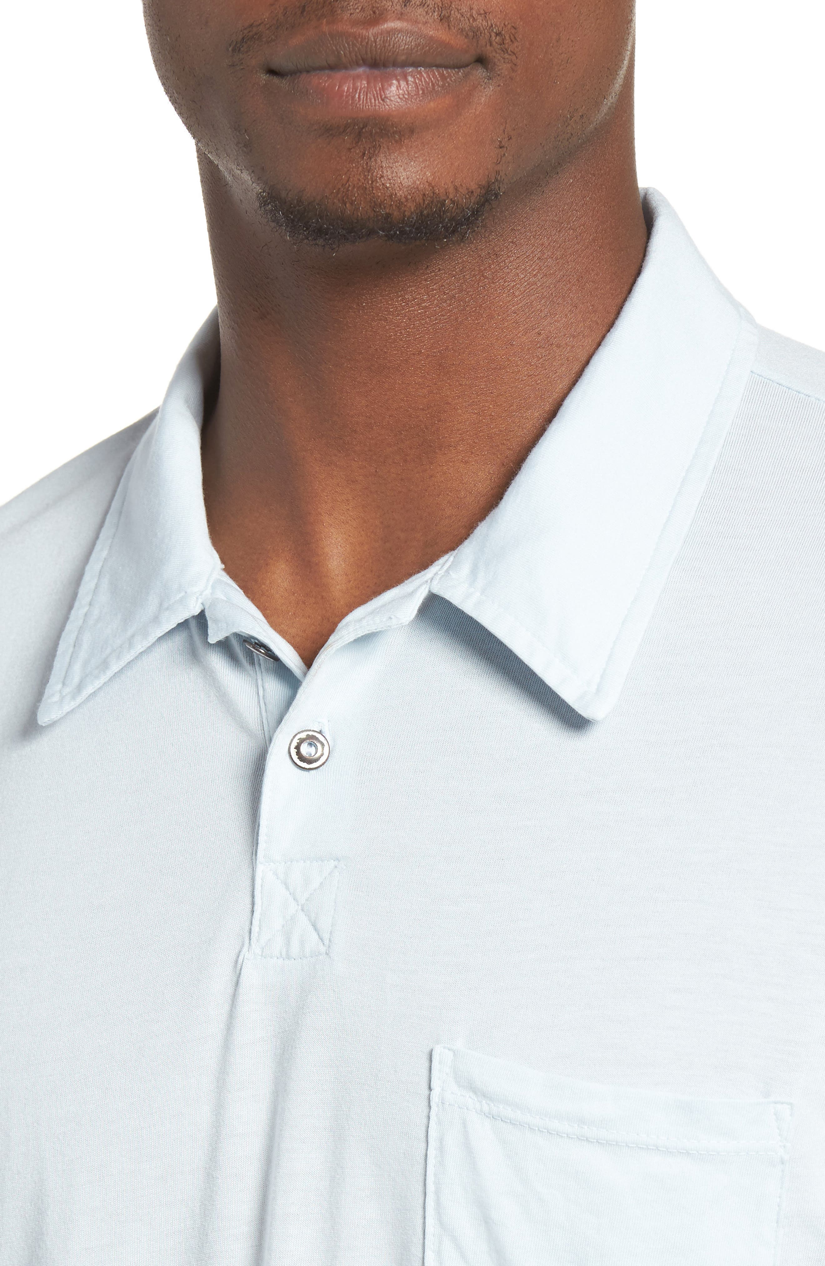 Essential Jersey Polo,                             Alternate thumbnail 16, color,