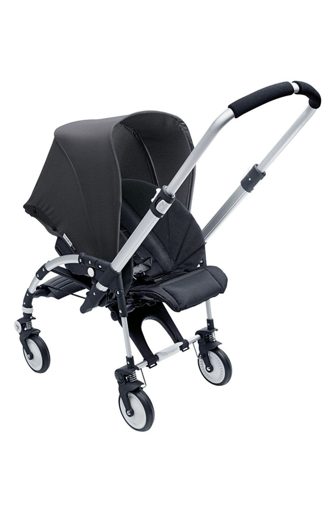 'Bee' Denim Stroller,                             Main thumbnail 3, color,