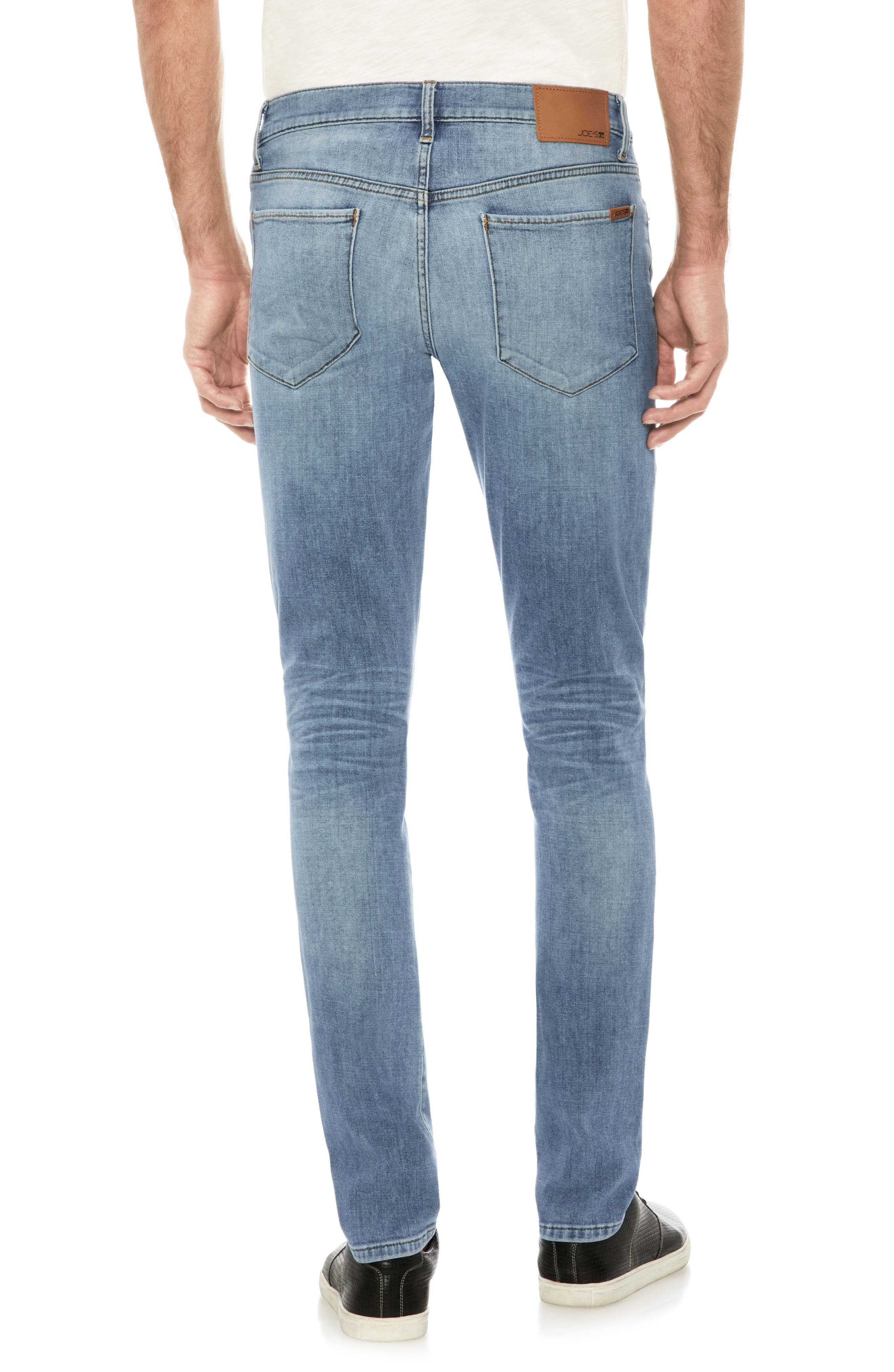 Legend Skinny Fit Jeans,                             Alternate thumbnail 2, color,                             451