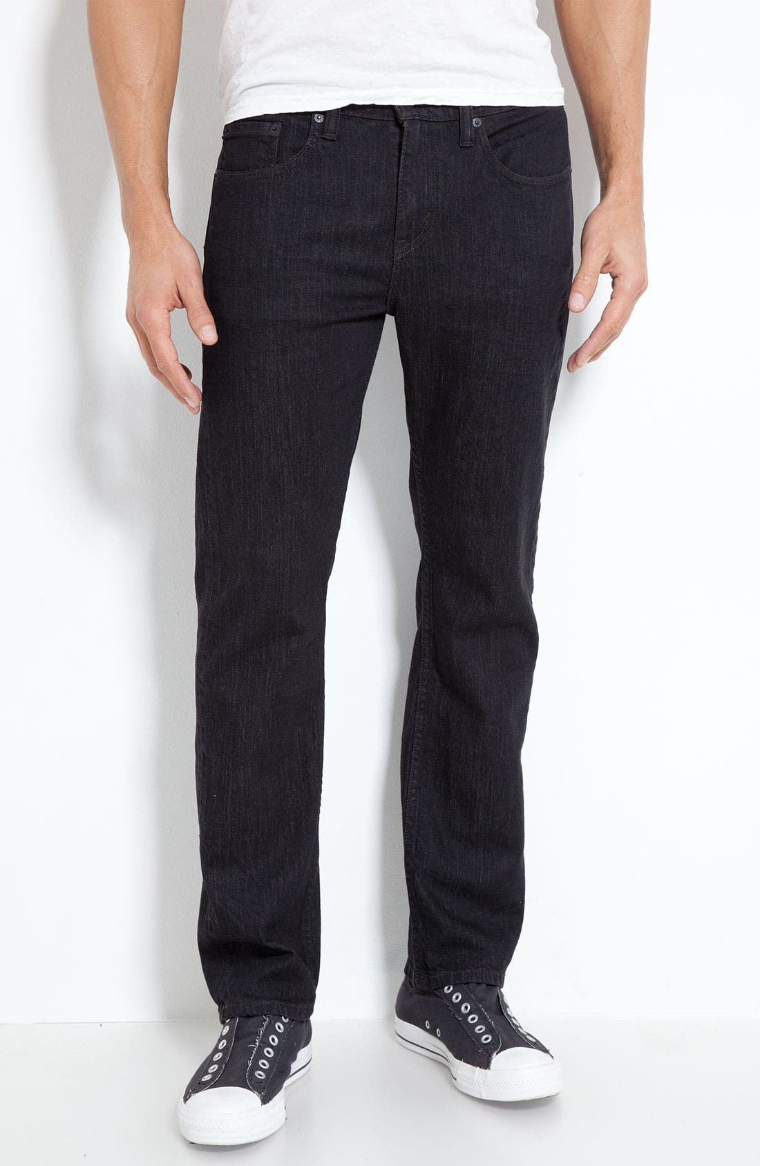 513<sup>™</sup> Slim Straight Leg Jeans,                             Alternate thumbnail 3, color,                             019