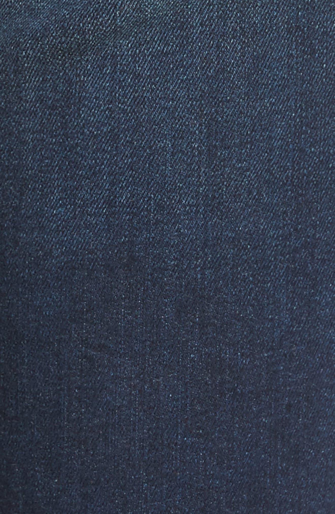 The Insider Step Hem Crop Bootcut Jeans,                             Alternate thumbnail 5, color,                             439