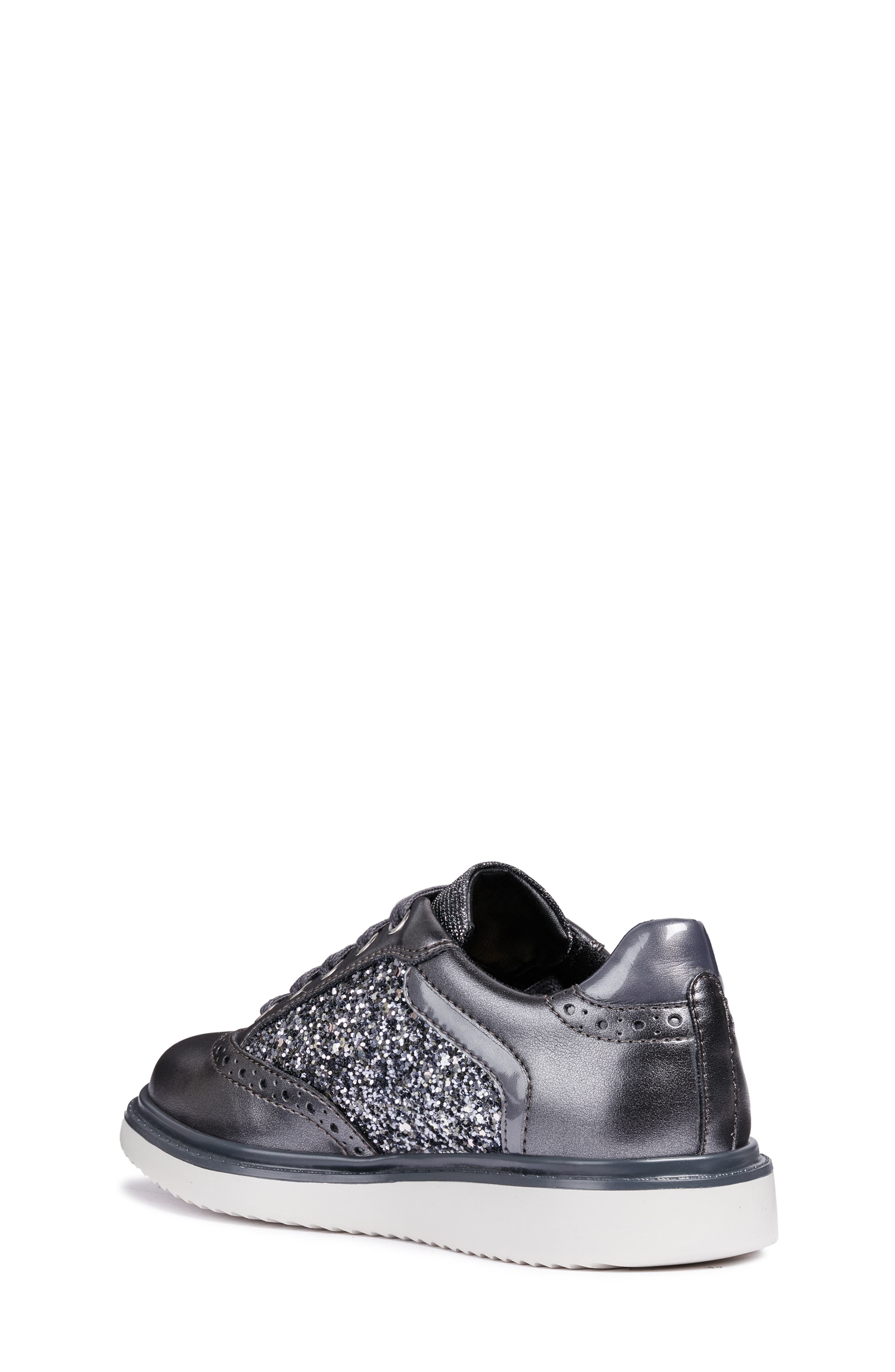 Thymar Sparkle Sneaker,                             Alternate thumbnail 2, color,                             DARK SILVER