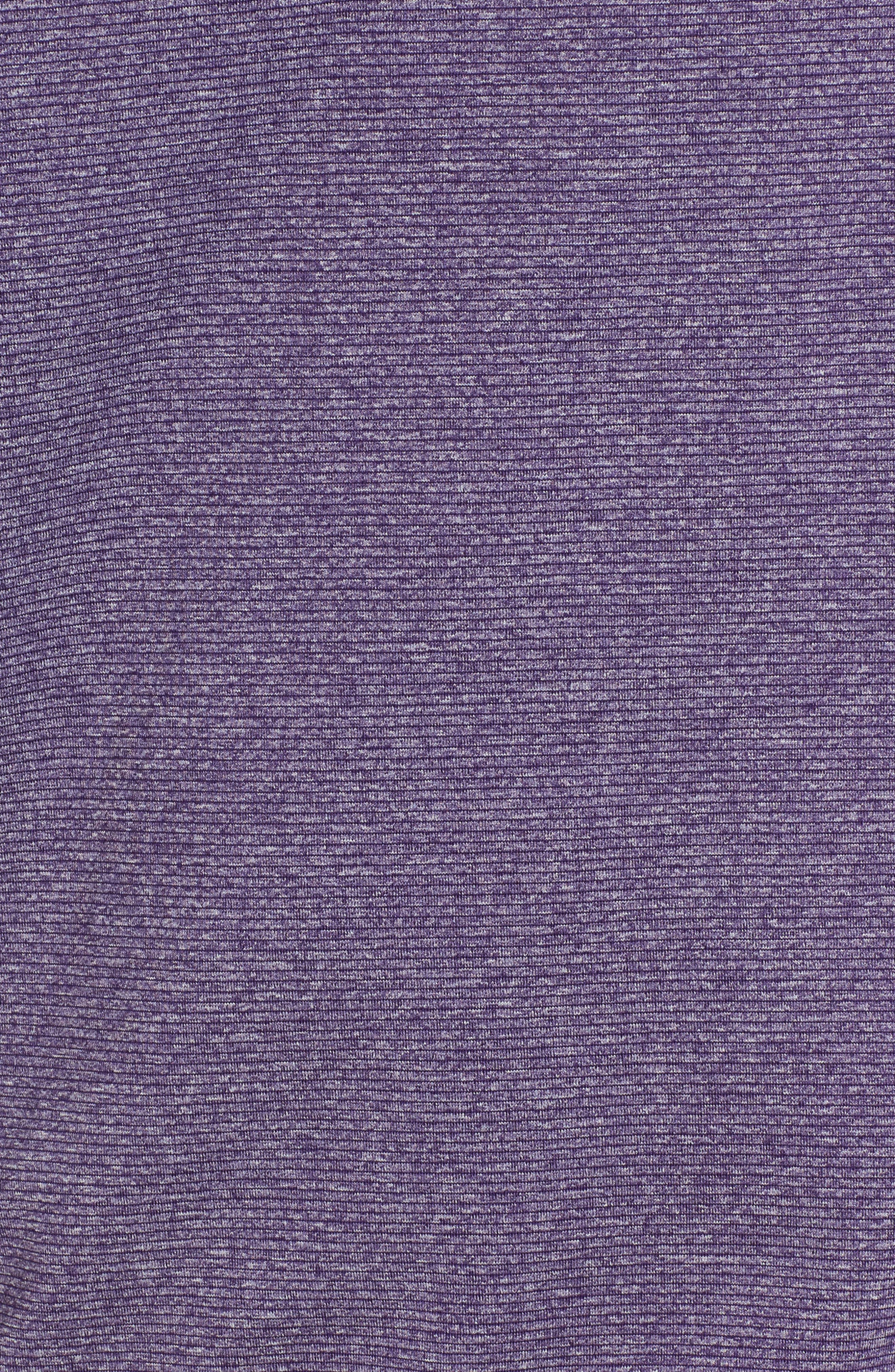 Shoreline - Baltimore Ravens Half Zip Pullover,                             Alternate thumbnail 5, color,                             513