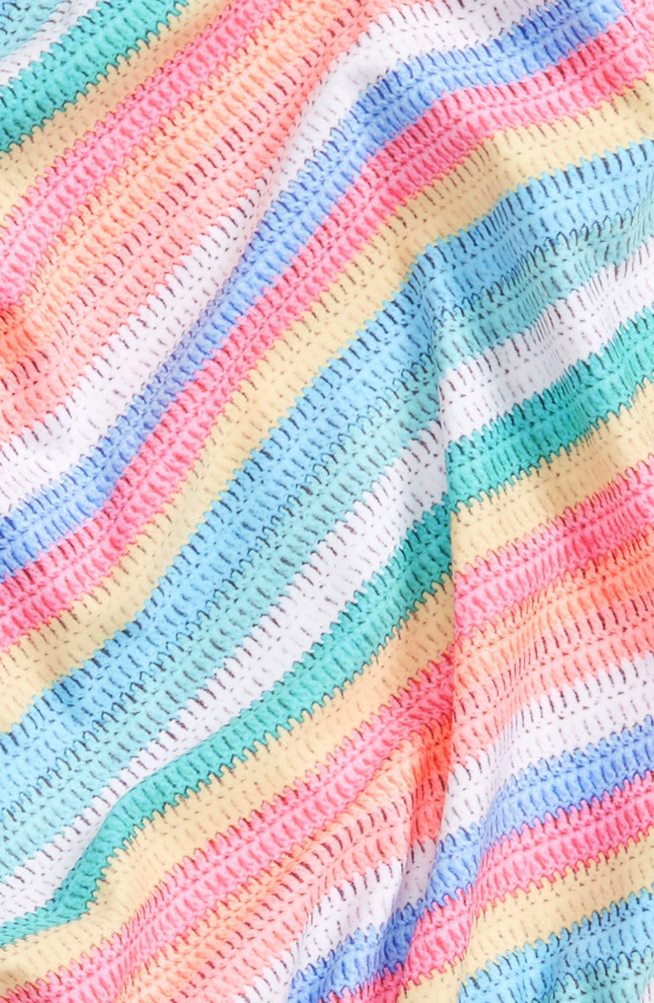 Candy Pop One-Piece Swimsuit,                             Alternate thumbnail 2, color,                             650