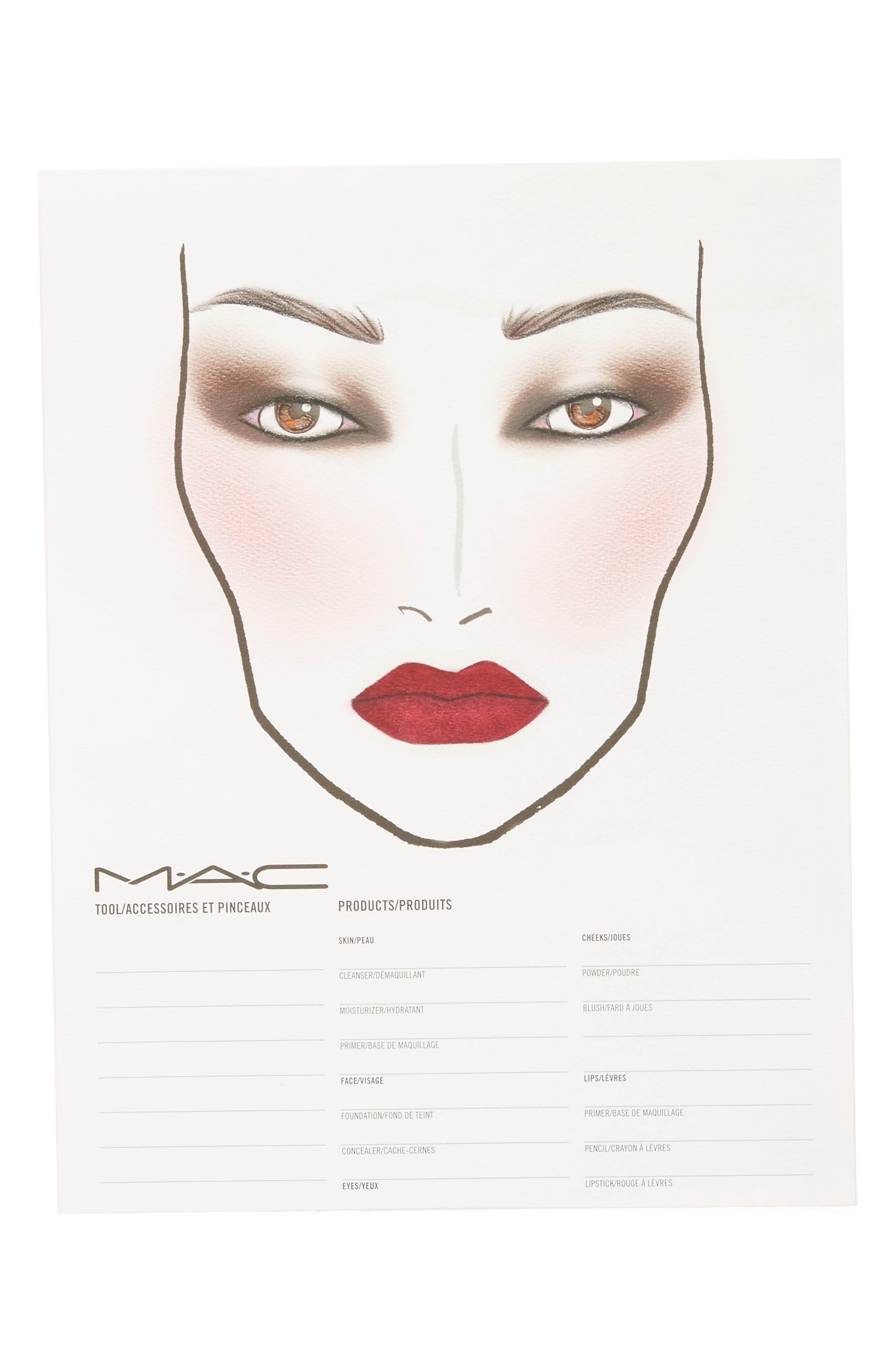 MAC Look in a Box Sultry Sweet Kit,                             Alternate thumbnail 6, color,                             000