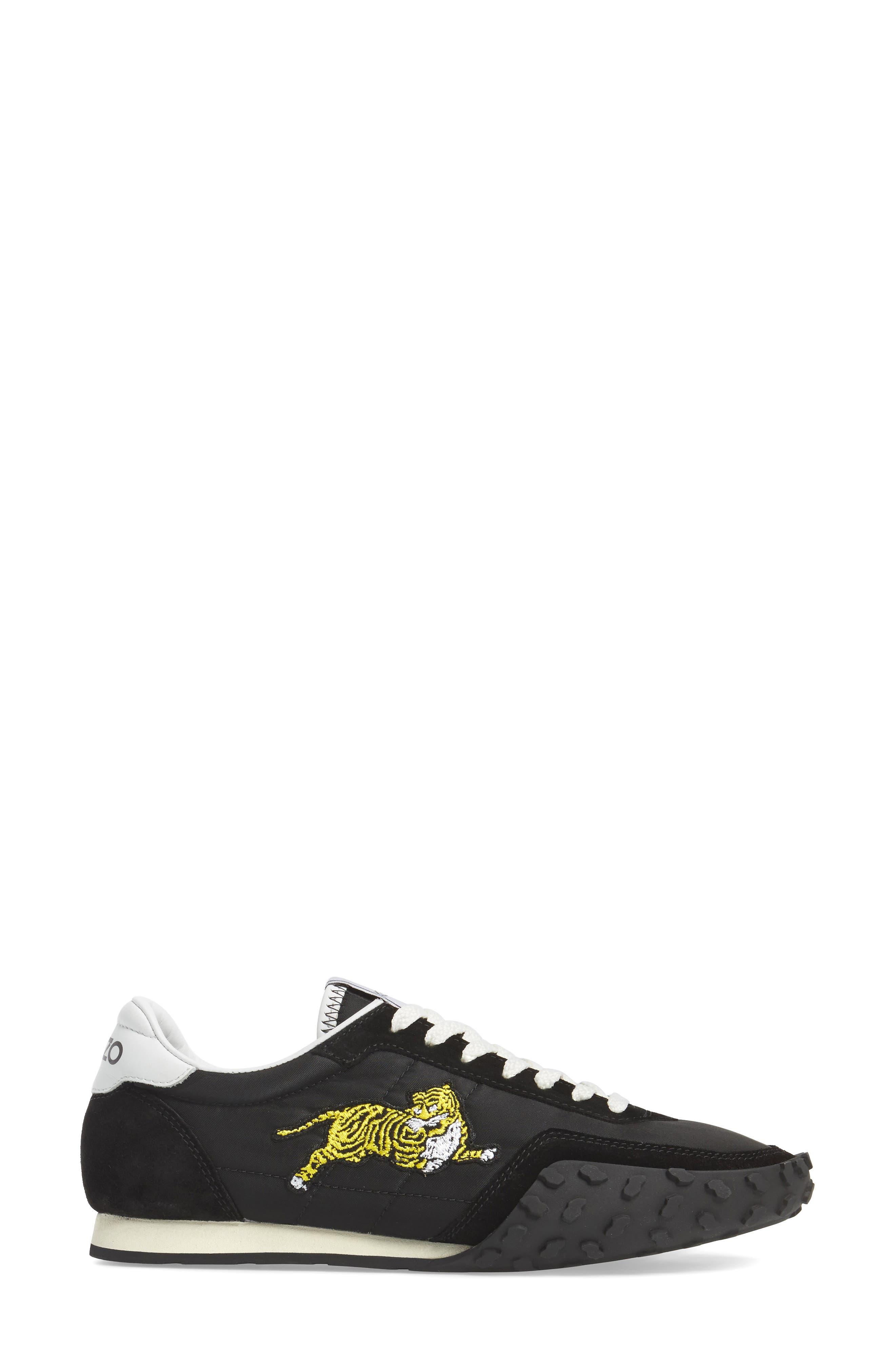 MOVE Sneaker,                             Alternate thumbnail 3, color,                             BLACK