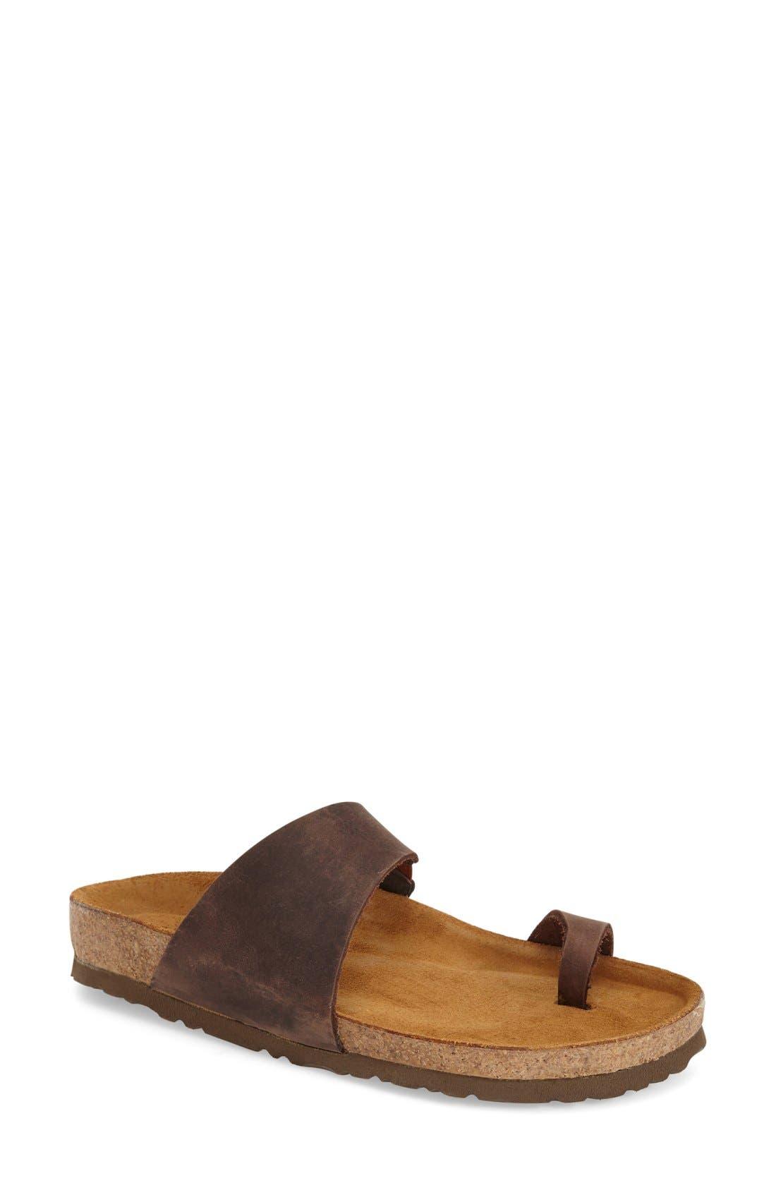 'Santa Fe' Sandal,                             Main thumbnail 1, color,                             200