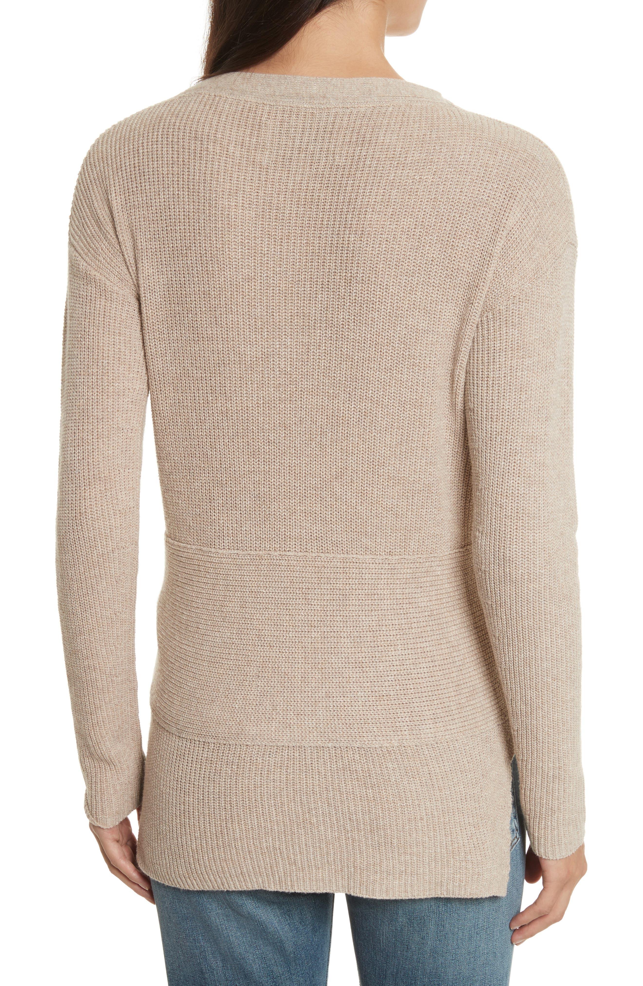 Greys Wrap Sweater,                             Alternate thumbnail 2, color,                             270