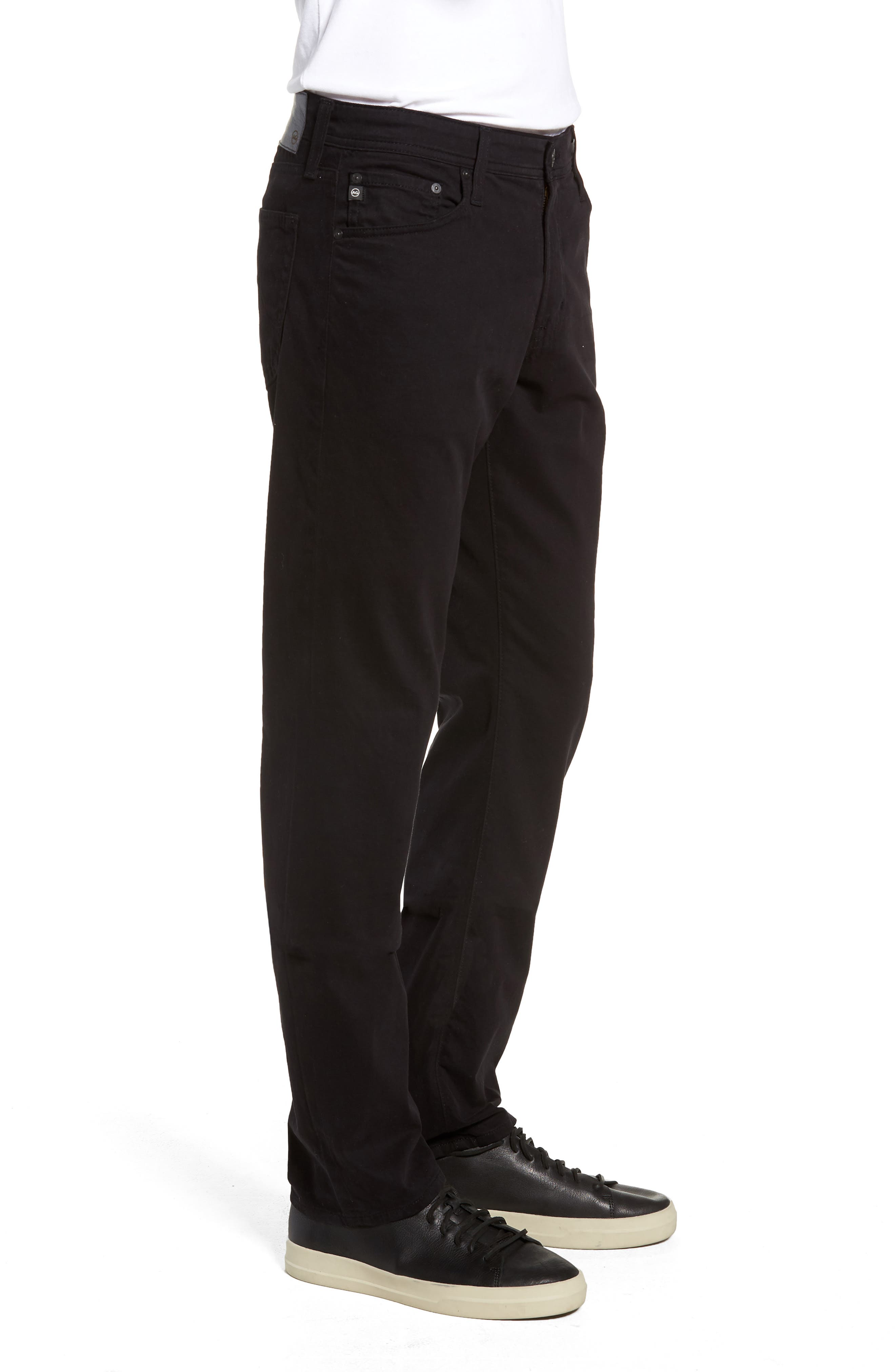 Graduate SUD Slim Straight Leg Pants,                             Alternate thumbnail 4, color,                             010