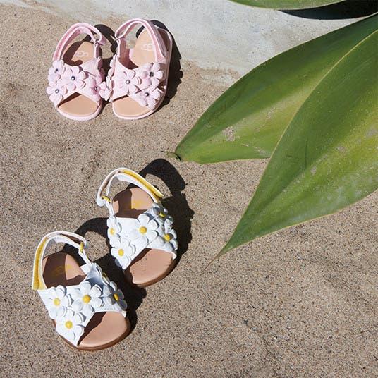 Kids' UGG shoes.