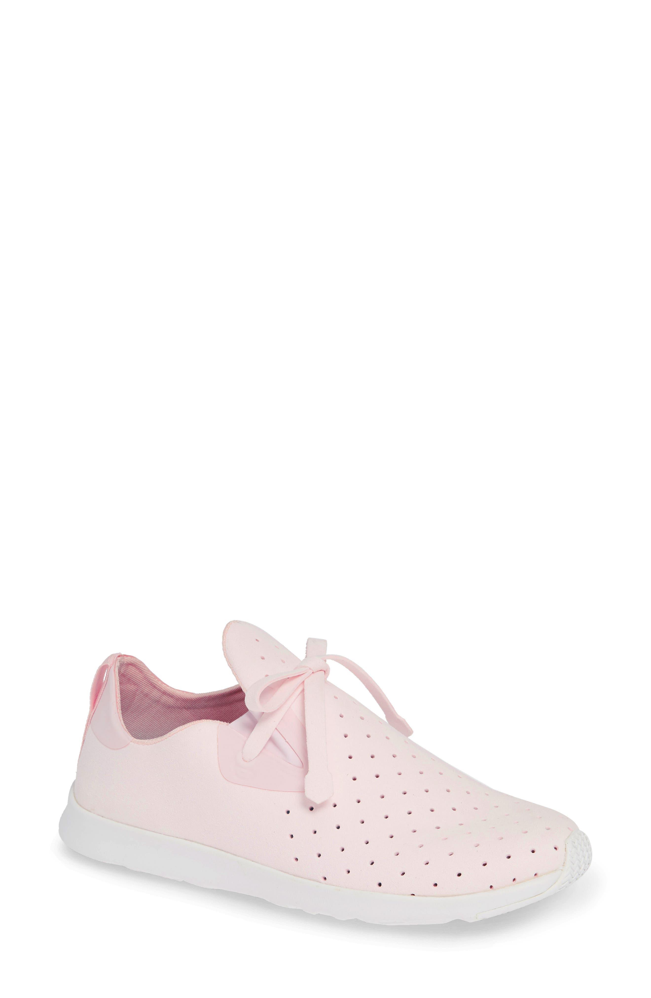 'Apollo' Perforated Sneaker, Main, color, 650