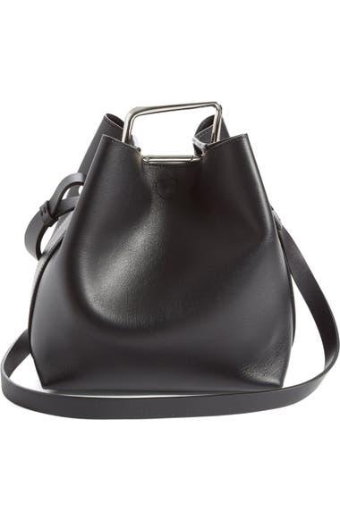 2eec84172b75 3.1 Phillip Lim  Mini Quill  Leather Bucket Bag