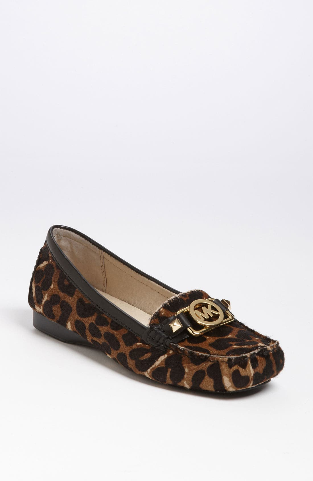 MICHAEL MICHAEL KORS,                             'Charm' Moccasin,                             Main thumbnail 1, color,                             200