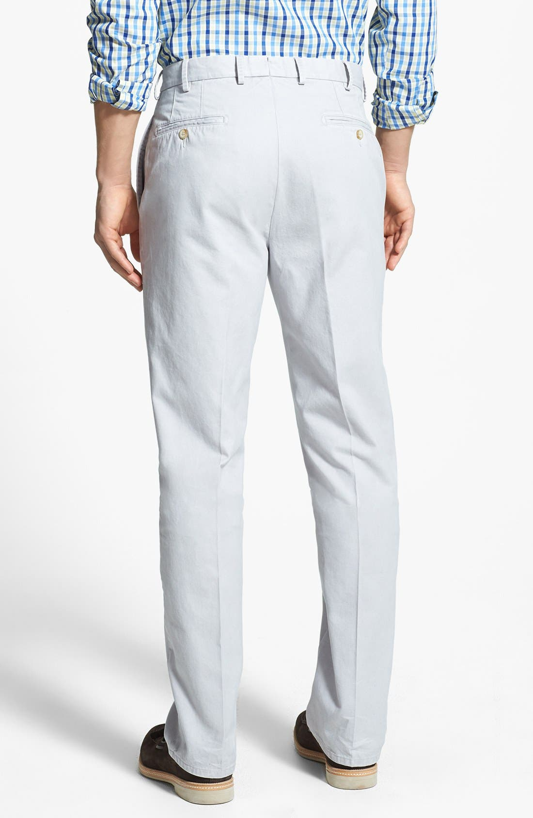 Garment Washed Twill Pants,                             Alternate thumbnail 21, color,