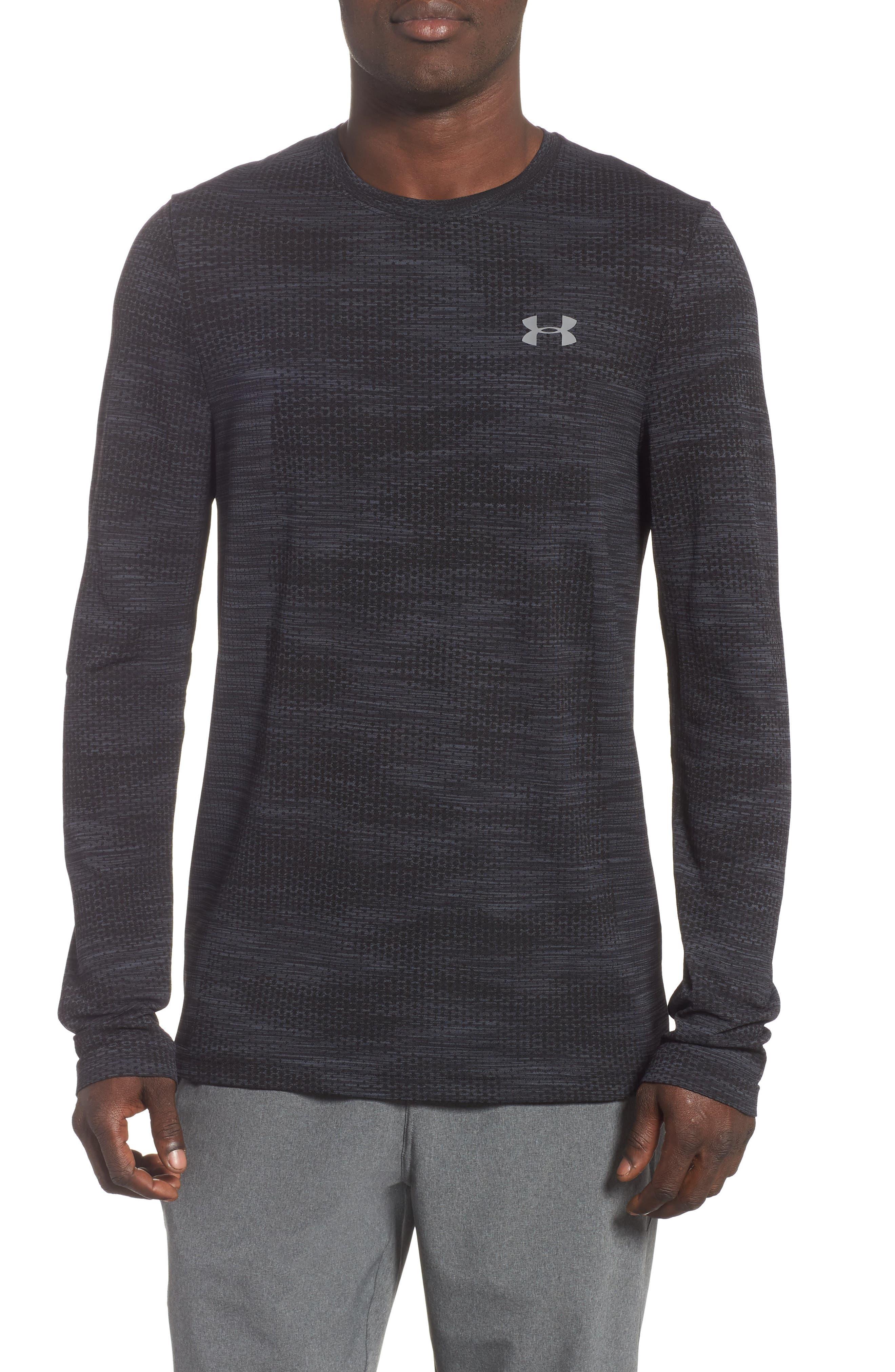 Siphon Long Sleeve Camo T-Shirt,                         Main,                         color, 001