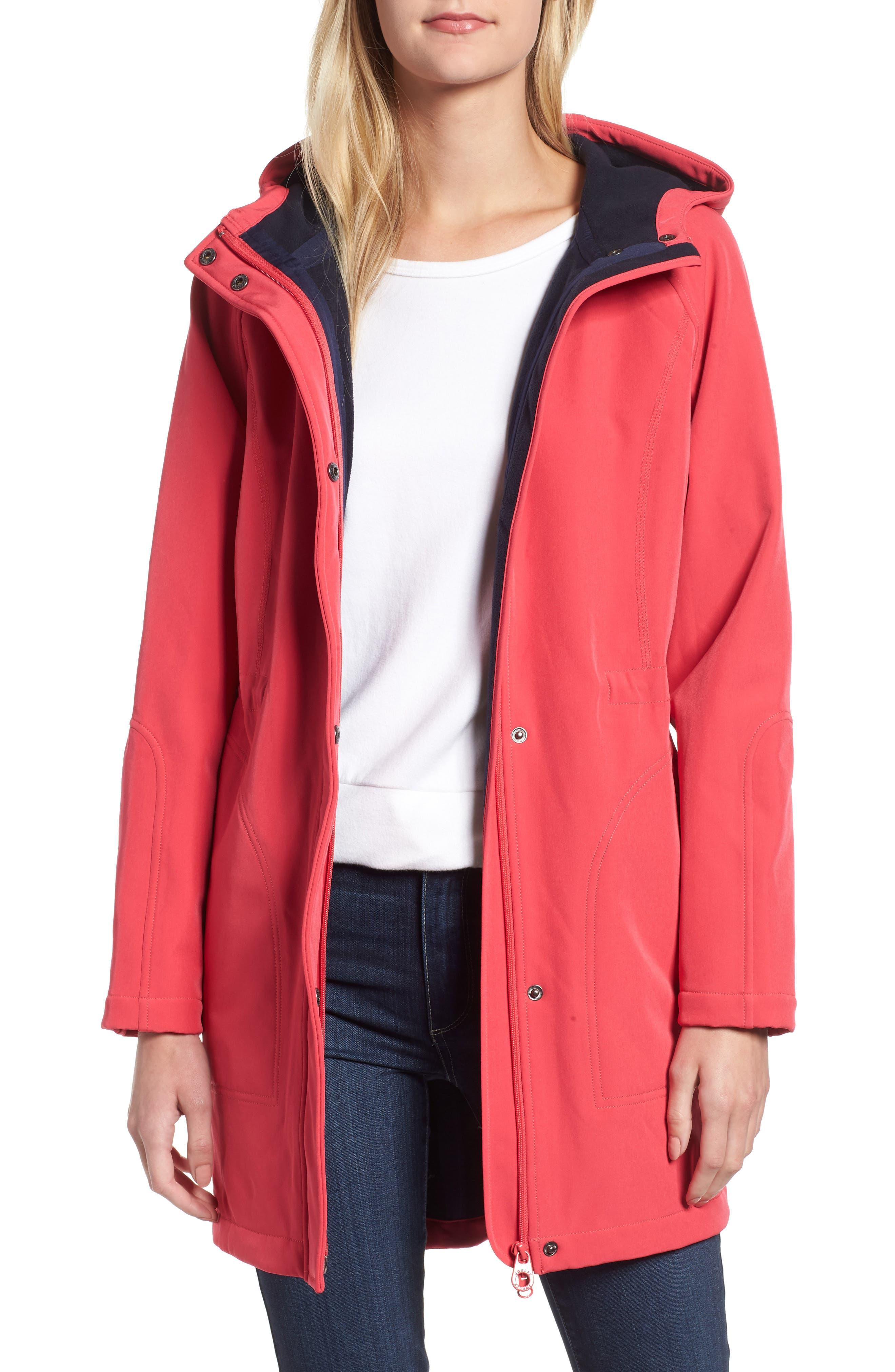 Right as Rain Fleece Lined Raincoat,                             Main thumbnail 3, color,