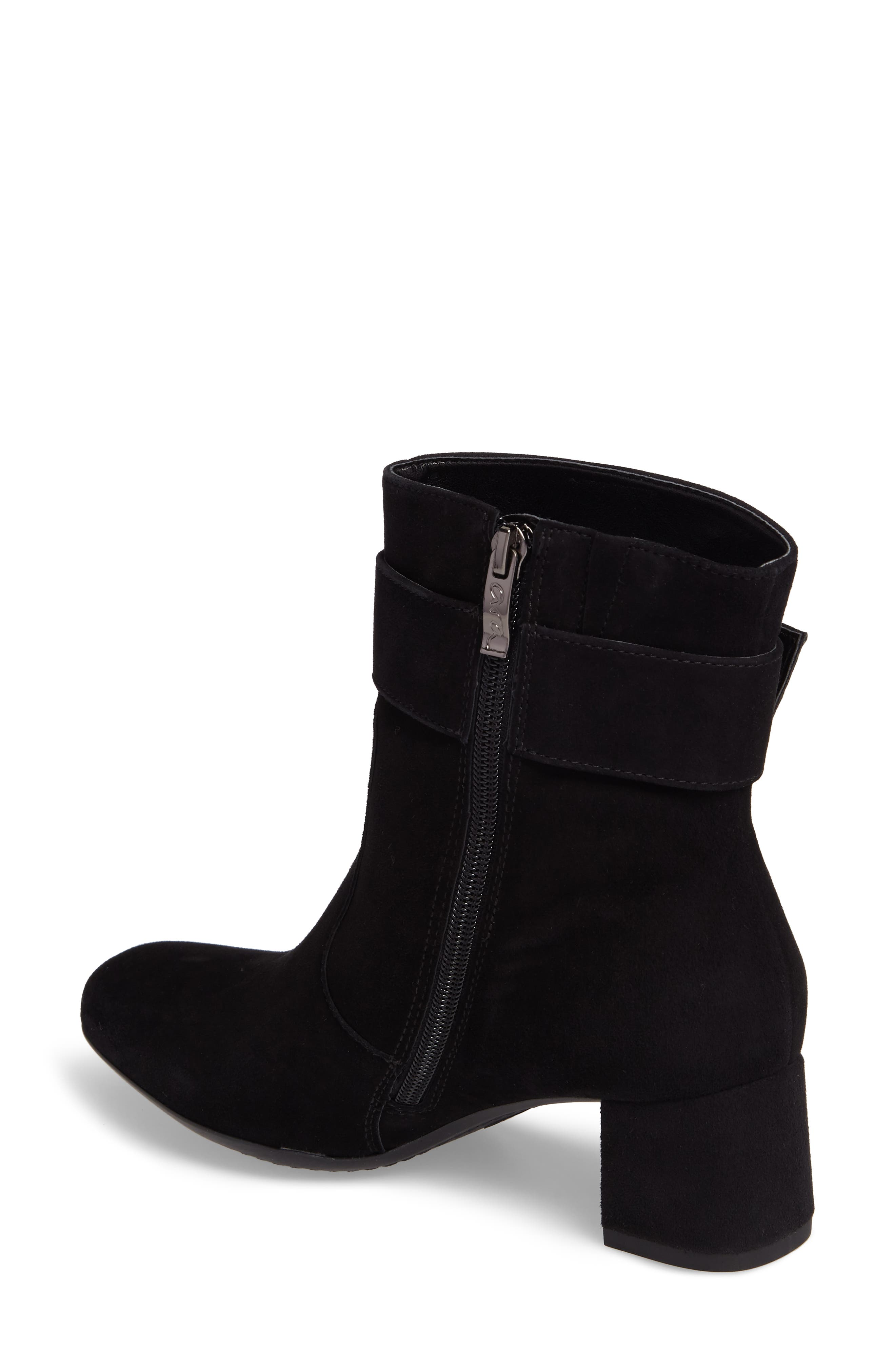 Charlize Boot,                             Alternate thumbnail 2, color,                             BLACK SUEDE