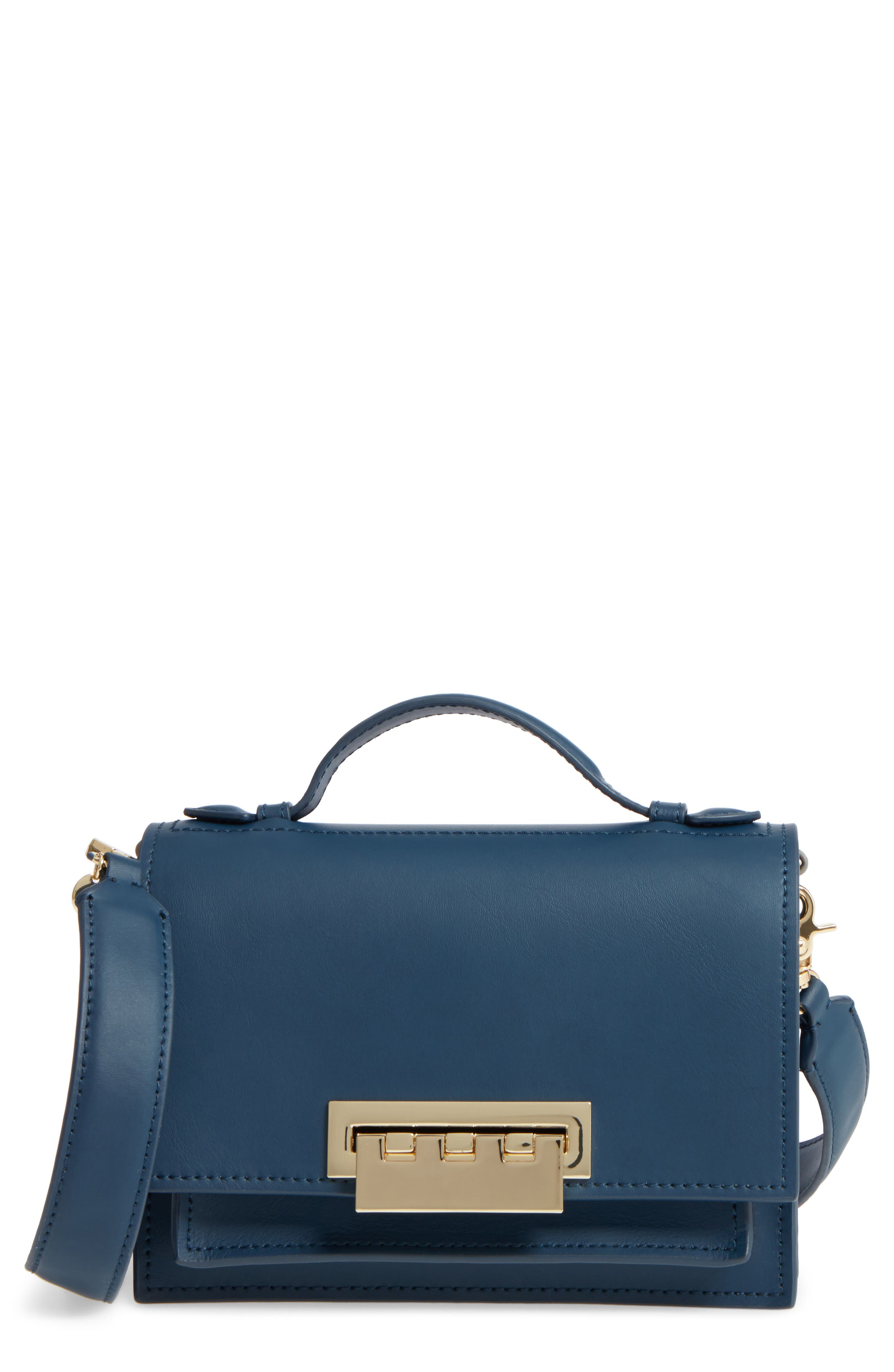 Earthette Leather Accordion Bag,                         Main,                         color, 403