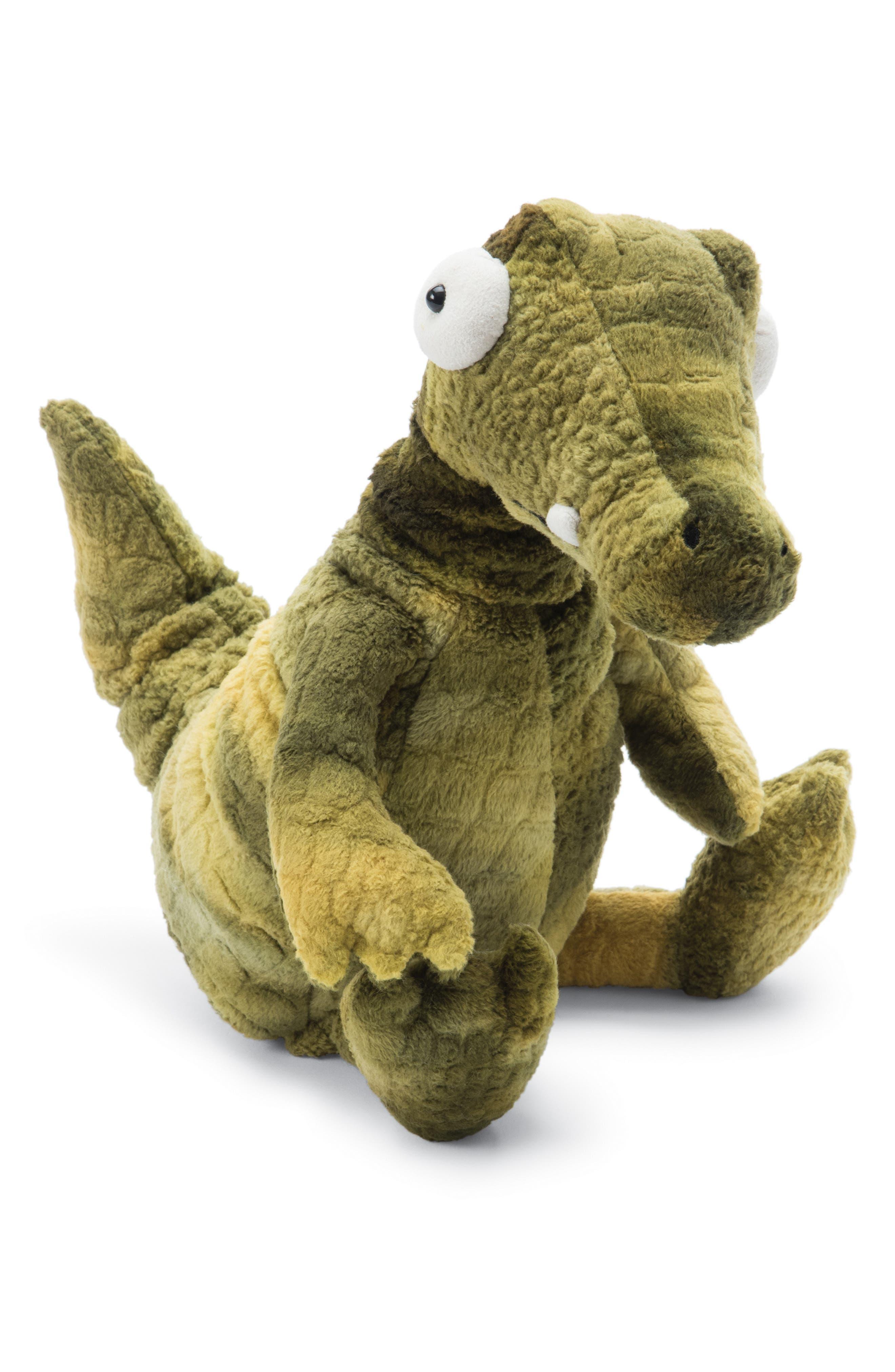 Alan Alligator Stuffed Animal, Main, color, 300