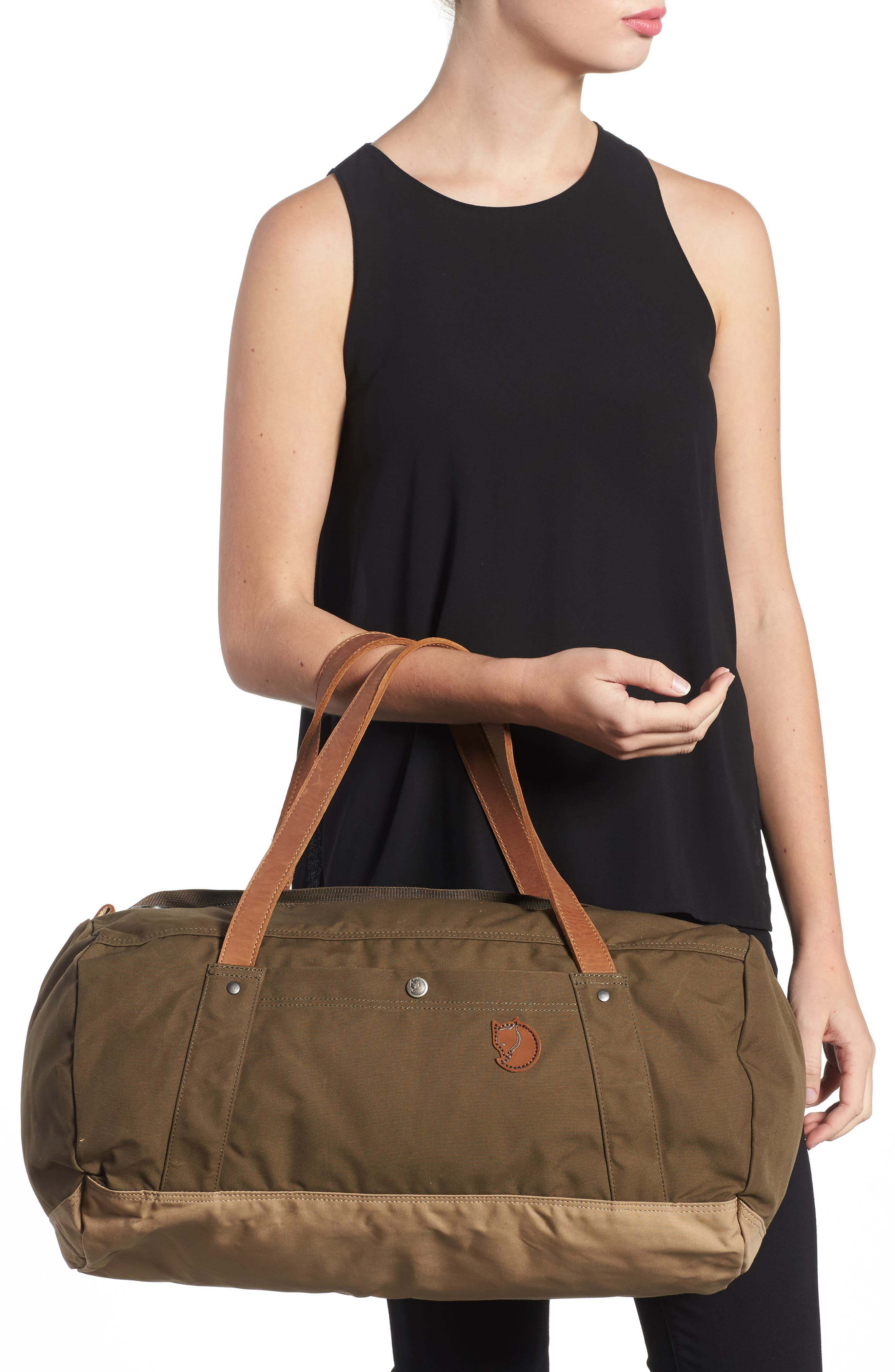 'Duffel No.4' Water Resistant Duffel Bag,                             Alternate thumbnail 2, color,                             283
