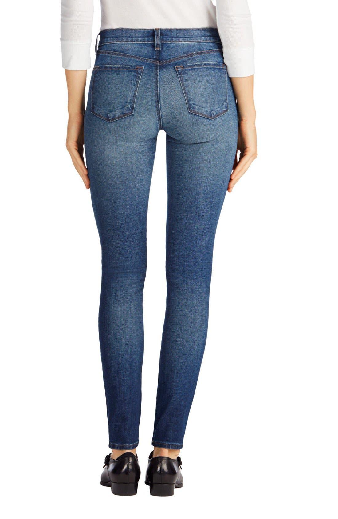 620 Mid Rise Super Skinny Jeans,                             Alternate thumbnail 16, color,