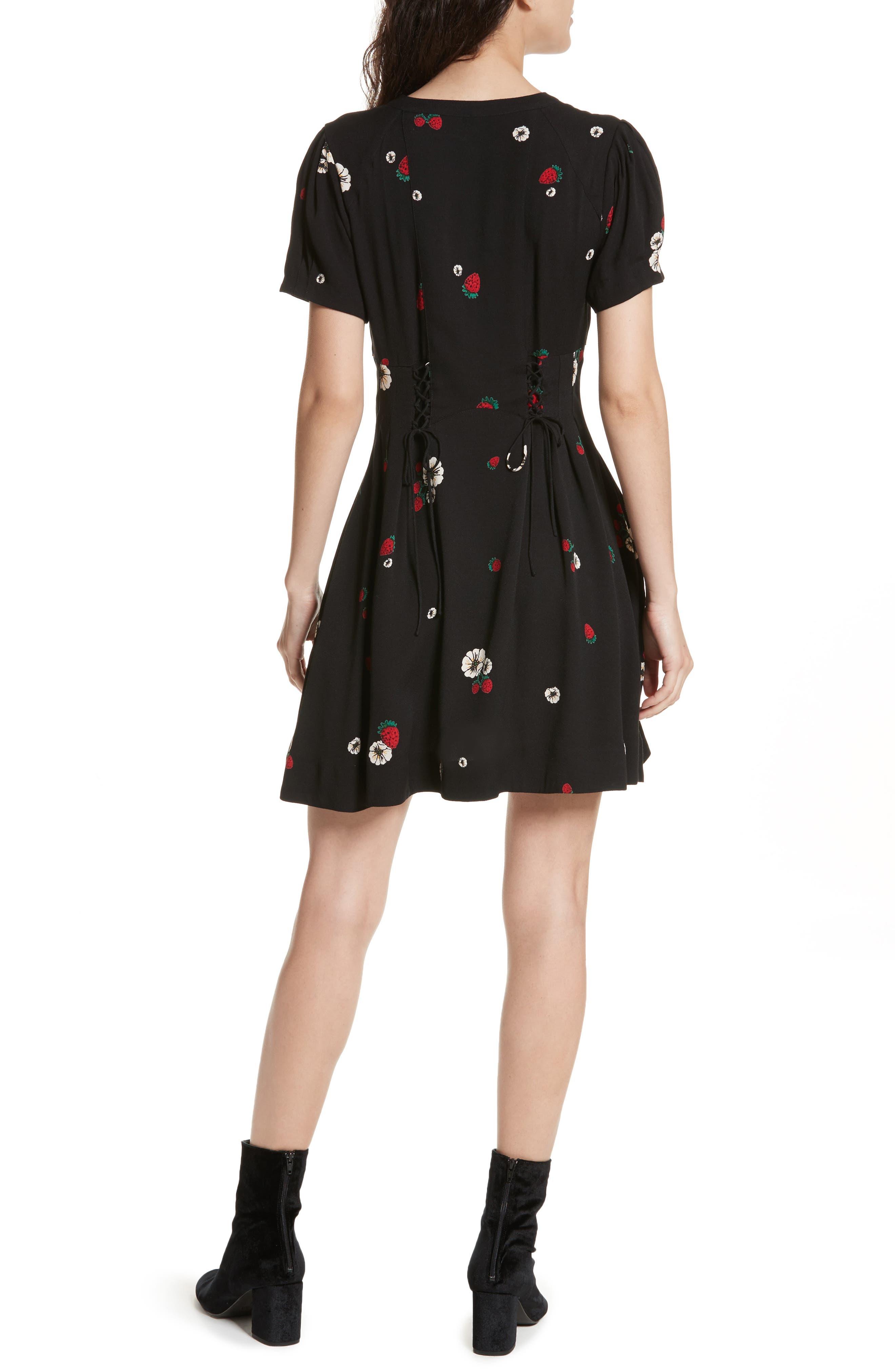 Dream Girl Dress,                             Alternate thumbnail 2, color,                             019