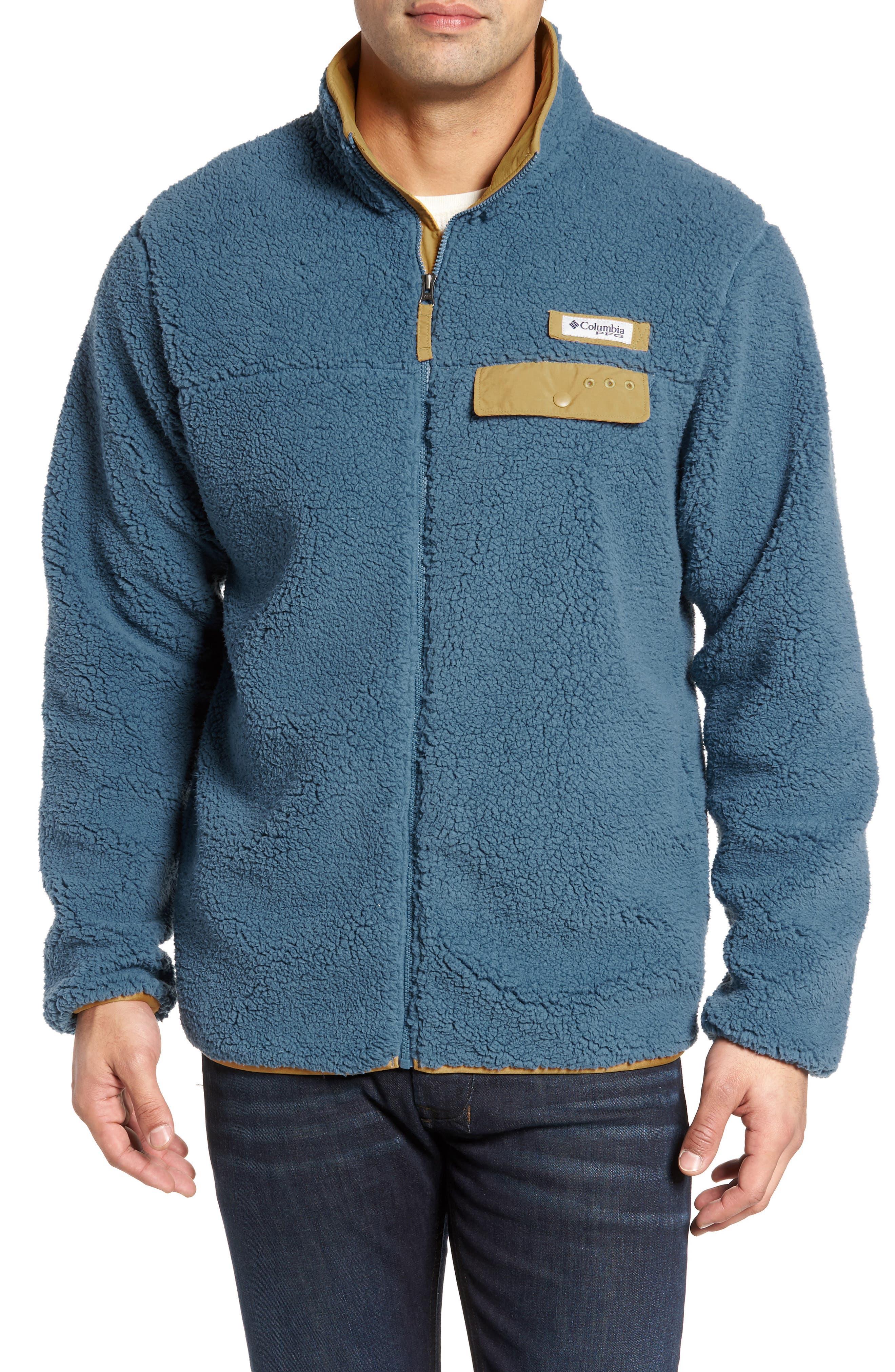 Harborside Fleece Jacket,                             Main thumbnail 3, color,
