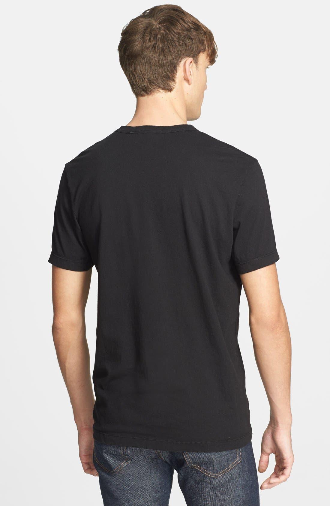 Crewneck Jersey T-Shirt,                             Alternate thumbnail 225, color,