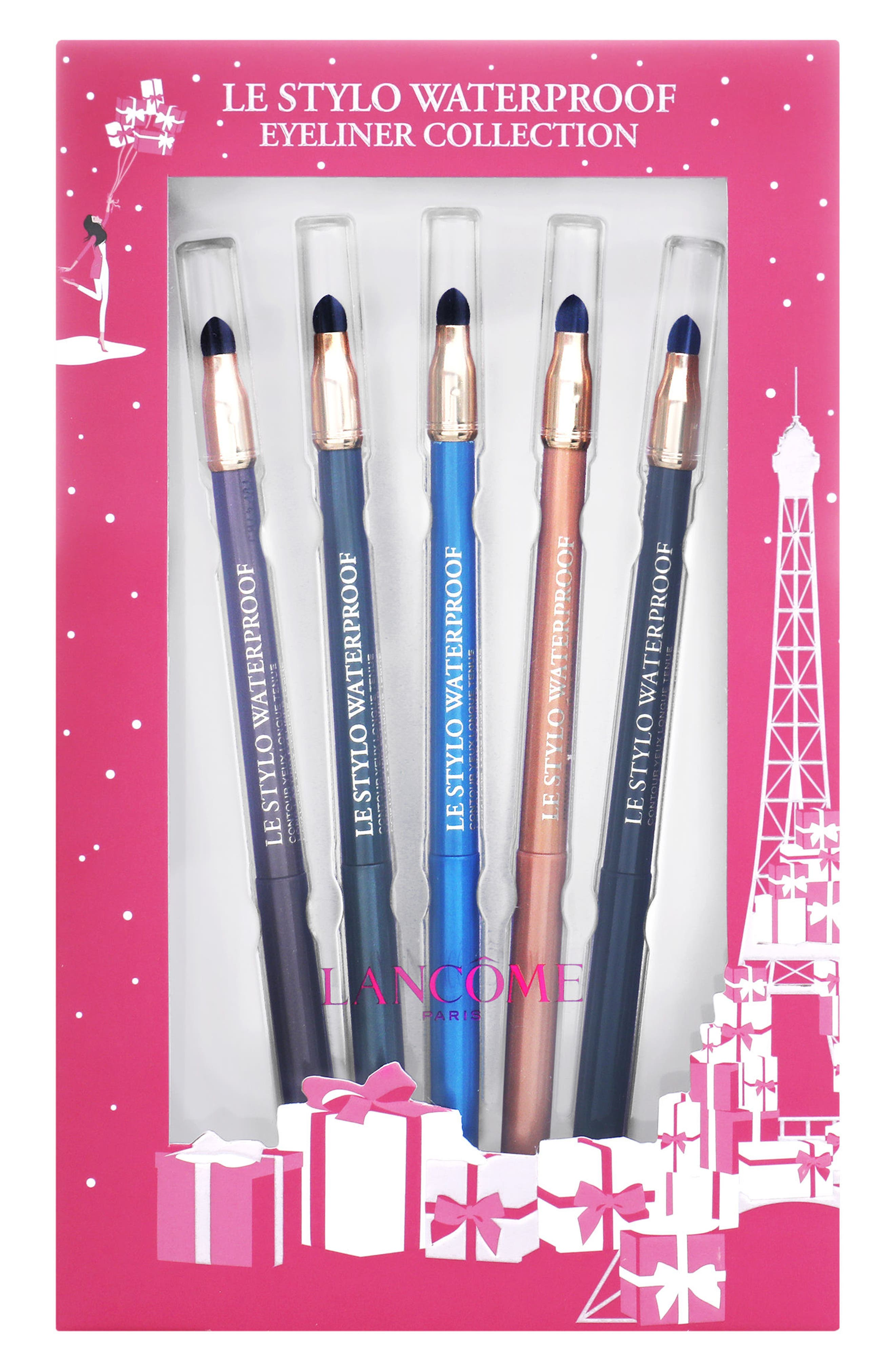 Le Stylo Waterproof Eyeliner Collection,                             Main thumbnail 1, color,