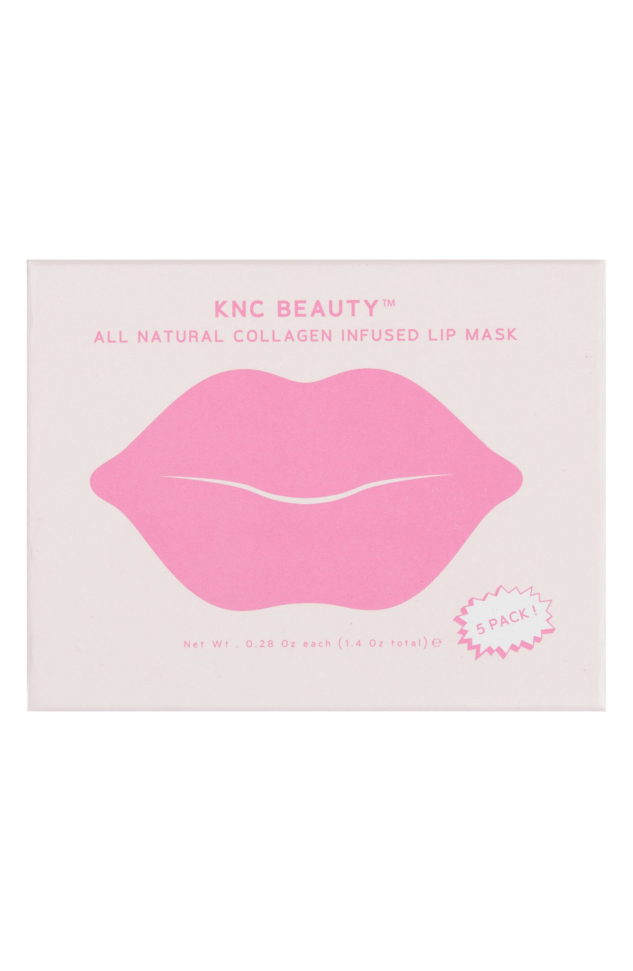 Lip Mask Set,                             Main thumbnail 1, color,                             000