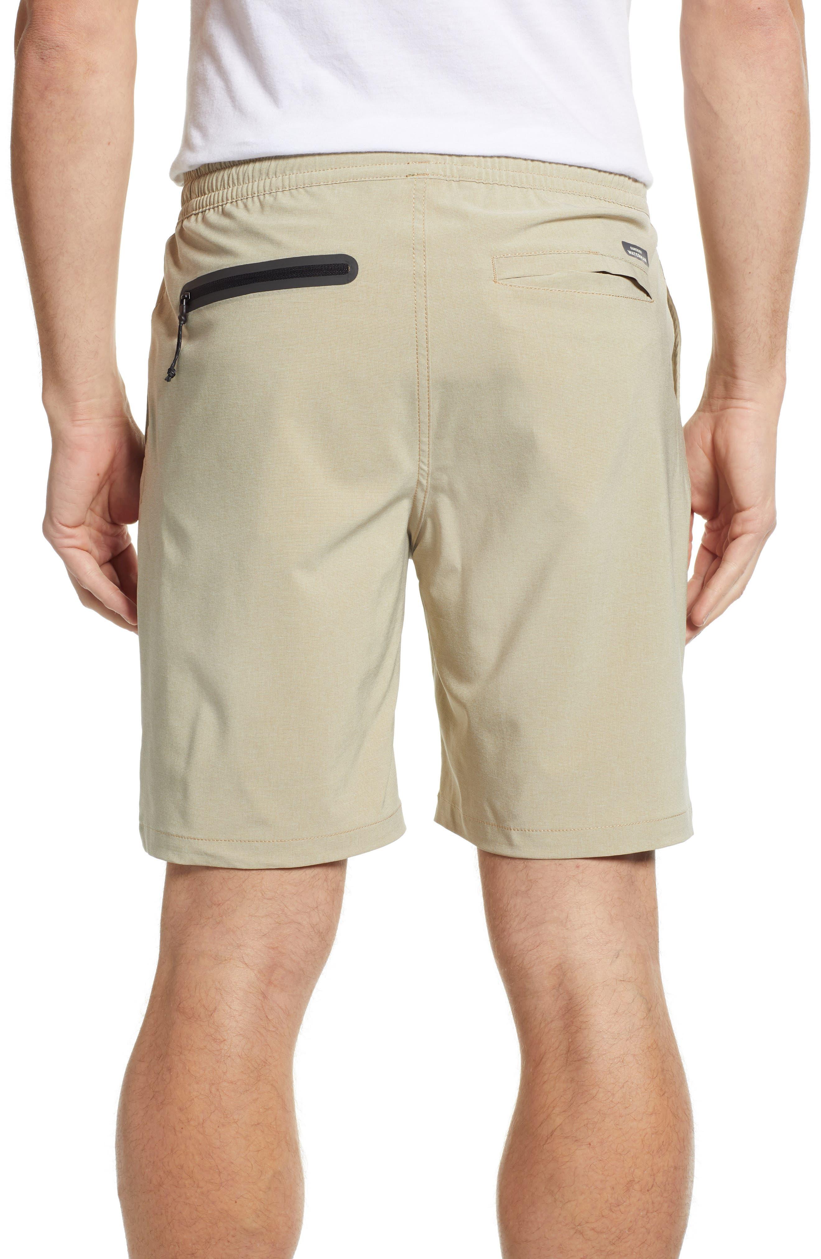 QUIKSILVER WATERMAN COLLECTION,                             Suva Amphibian Hybrid Shorts,                             Alternate thumbnail 2, color,                             TWILL