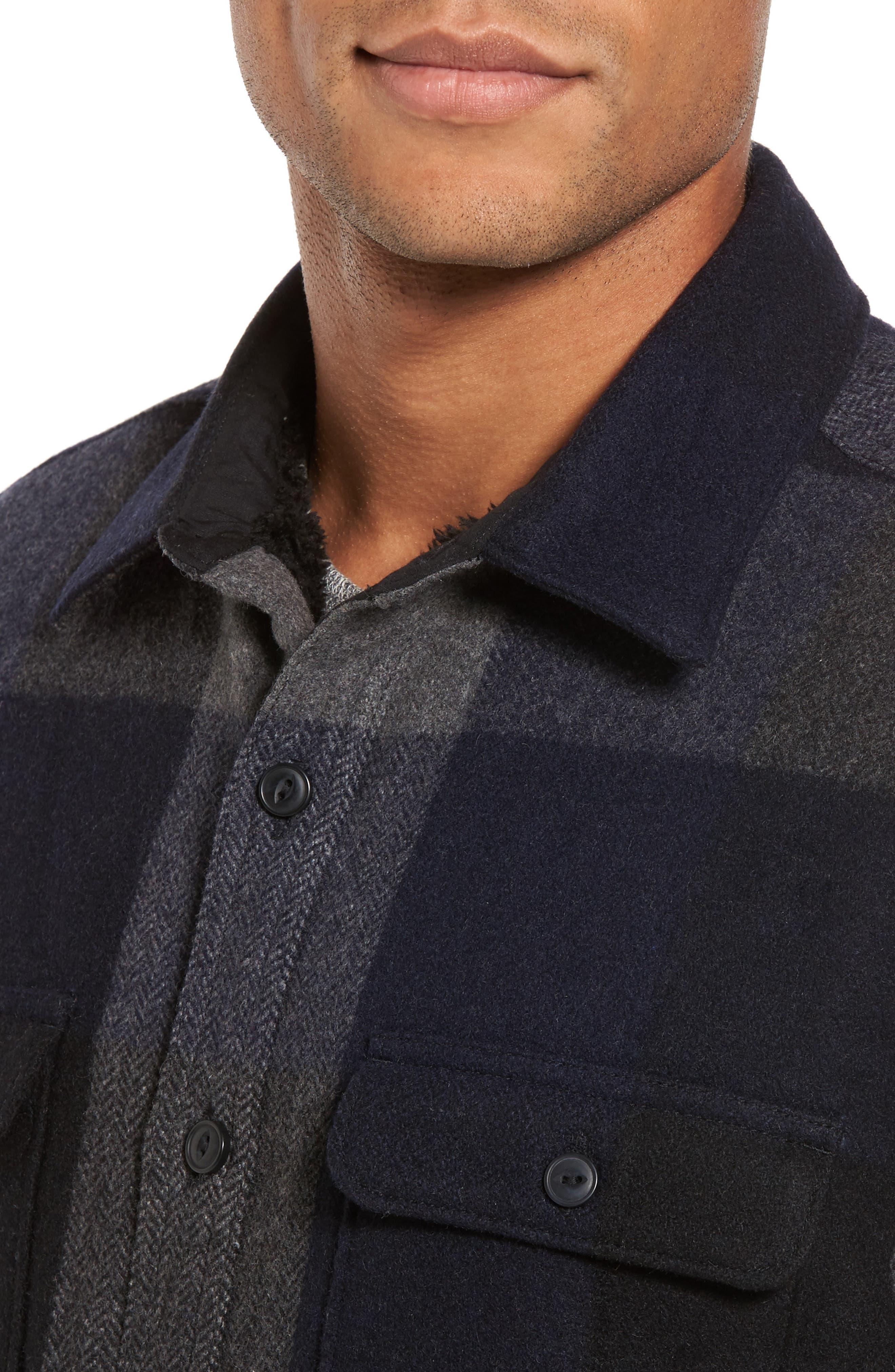 Shirt Jacket,                             Alternate thumbnail 11, color,