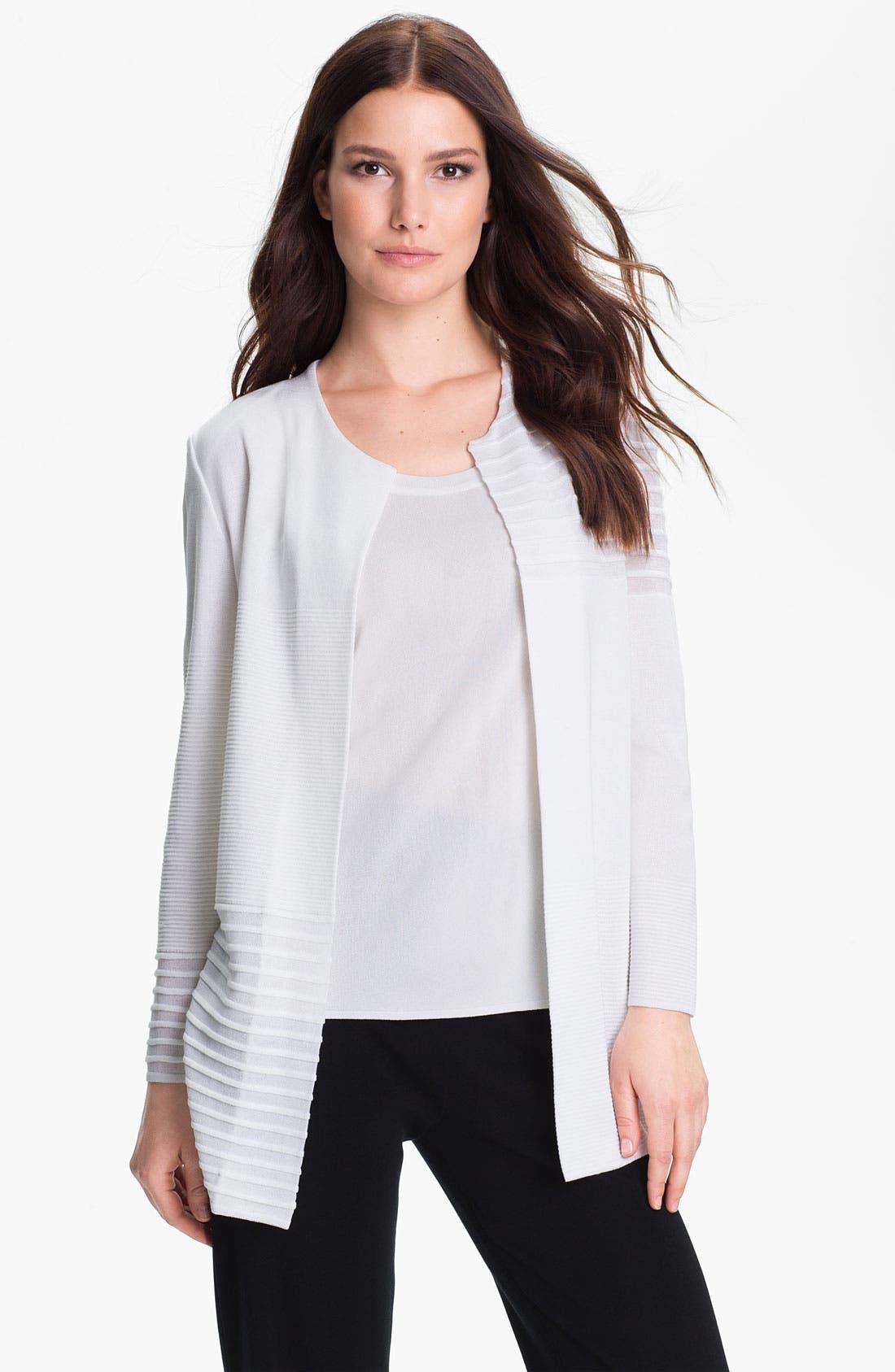 Exclusively Misook 'Karen' Jacket, Main, color, 103