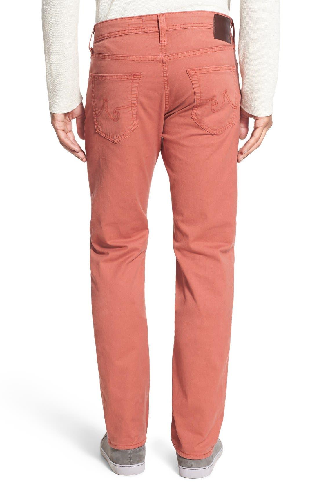 'Matchbox BES' Slim Fit Pants,                             Alternate thumbnail 90, color,