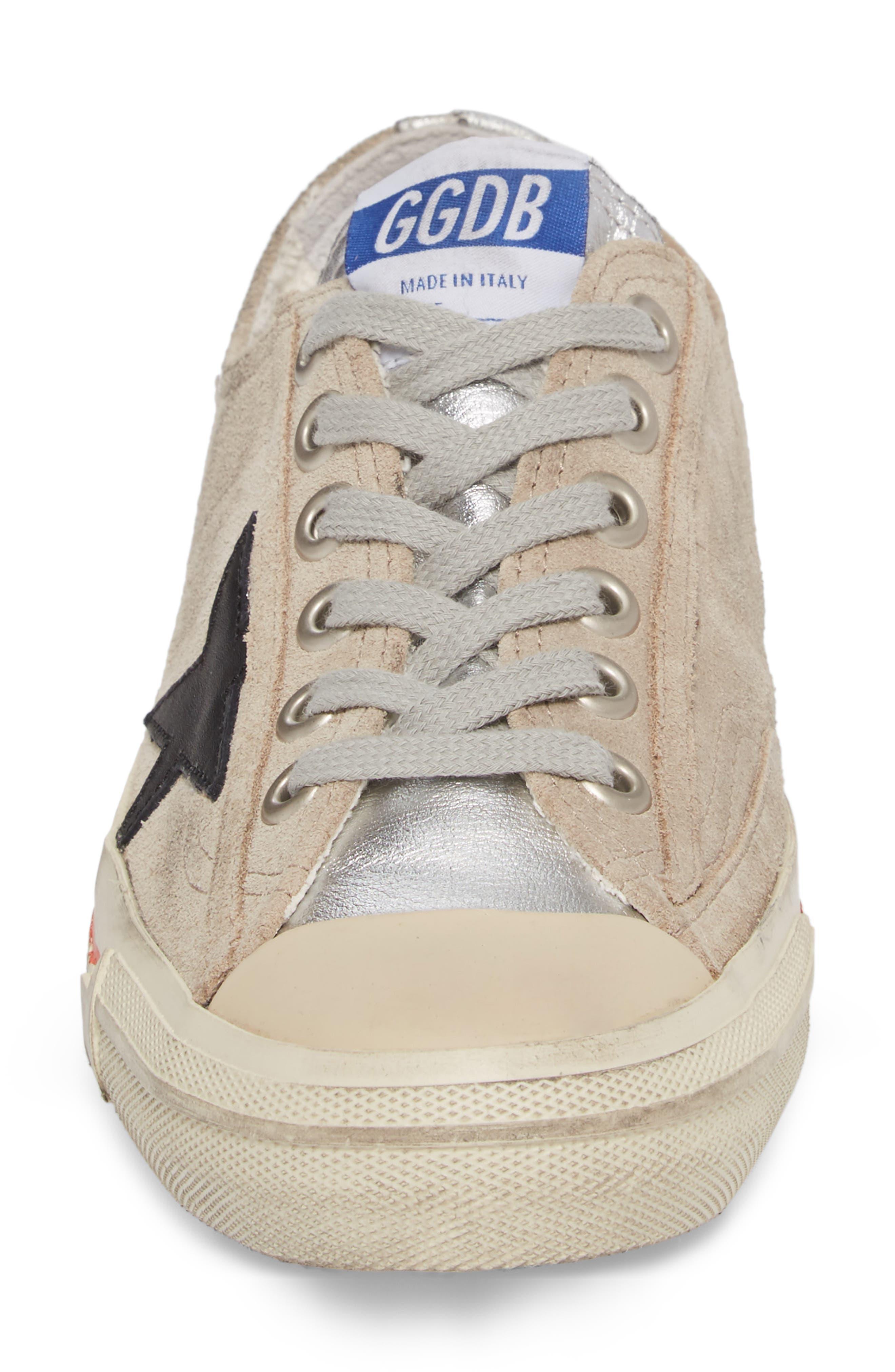 V-Star 2 Low Top Sneaker,                             Alternate thumbnail 4, color,                             020